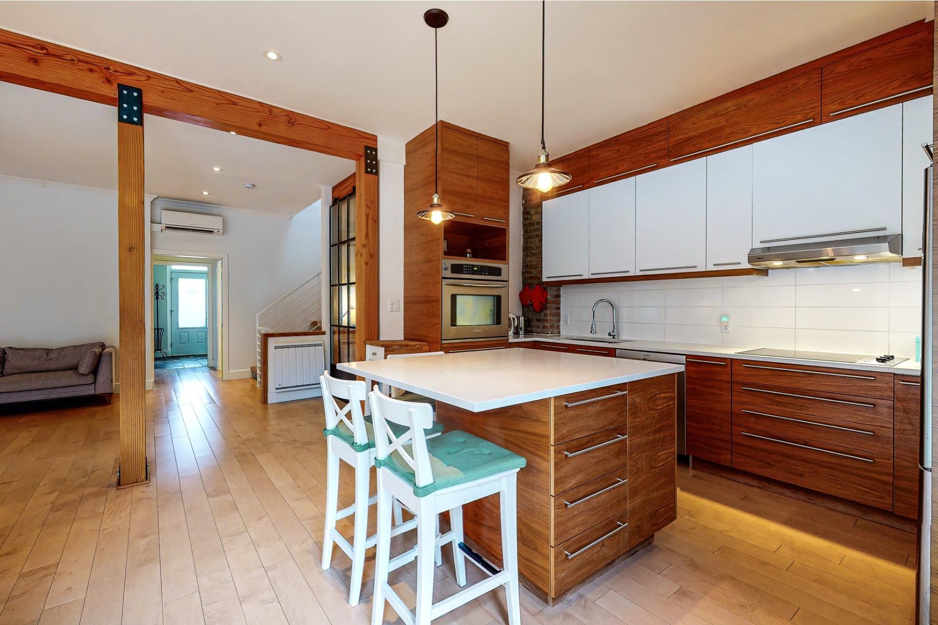 image 5 - House For sale Le Plateau-Mont-Royal Montréal  - 10 rooms