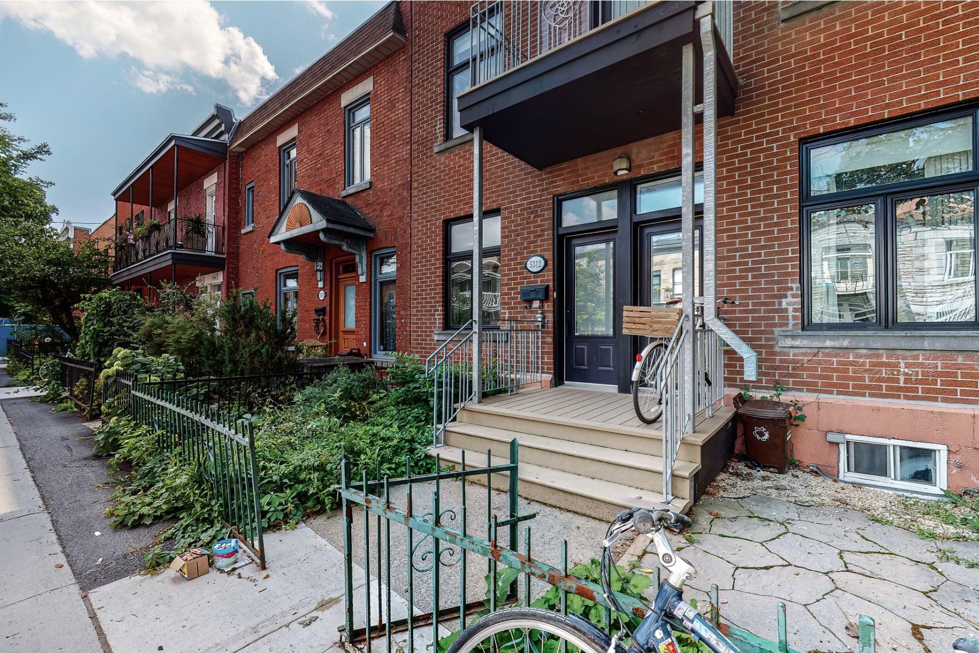 image 0 - House For sale Le Plateau-Mont-Royal Montréal  - 10 rooms