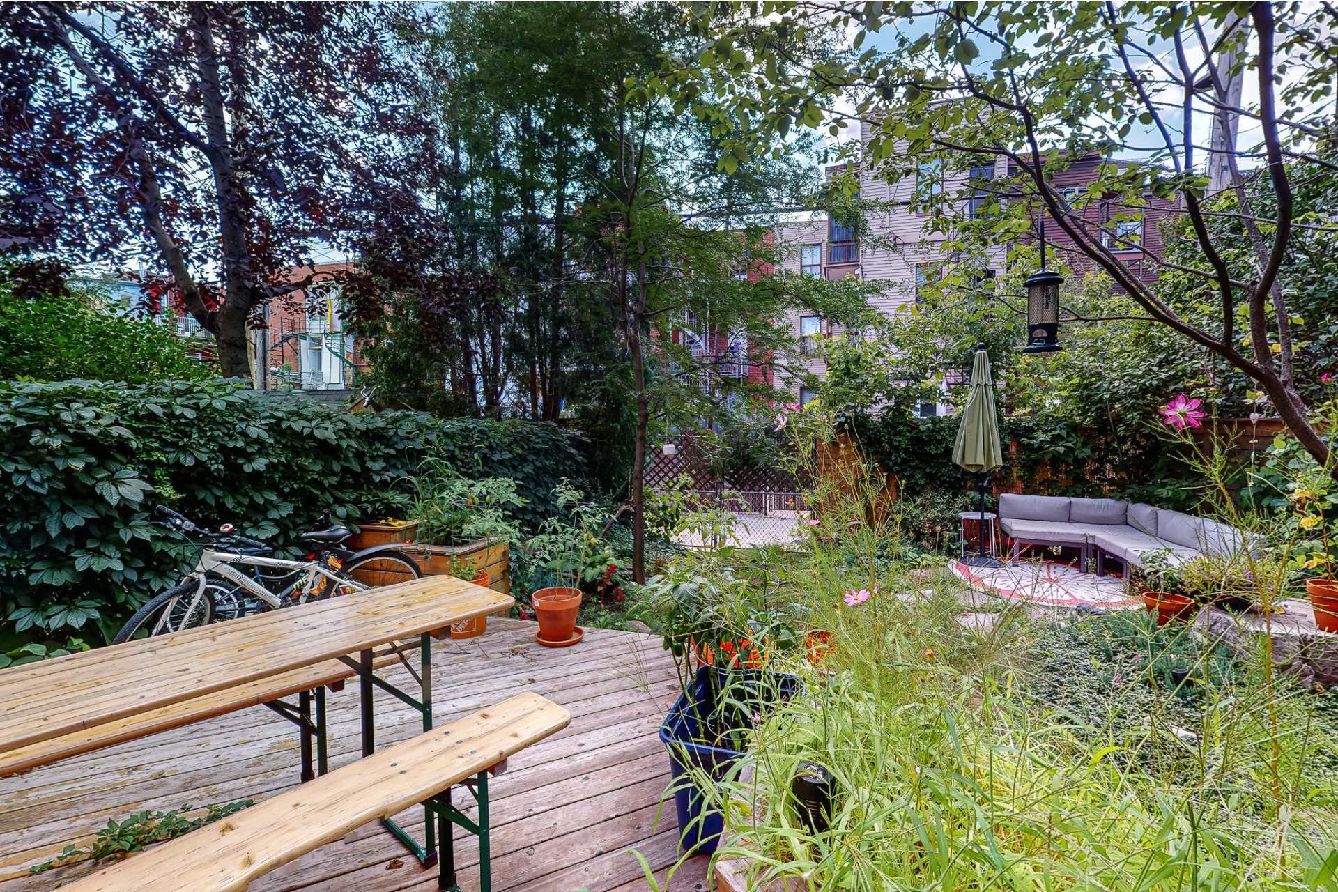 image 24 - House For sale Le Plateau-Mont-Royal Montréal  - 10 rooms