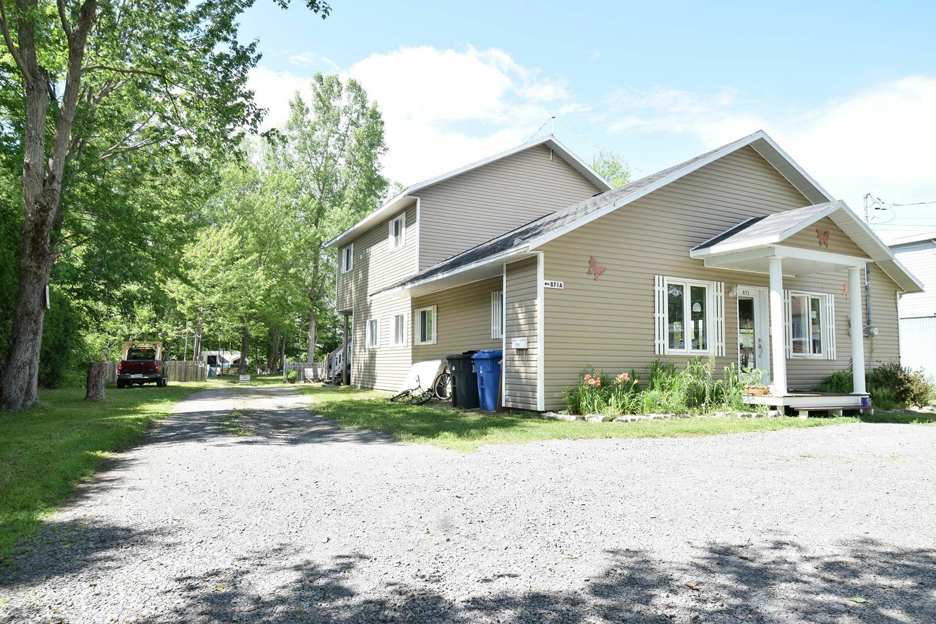 image 4 - Immeuble à revenus À vendre Trois-Rivières - 5 pièces