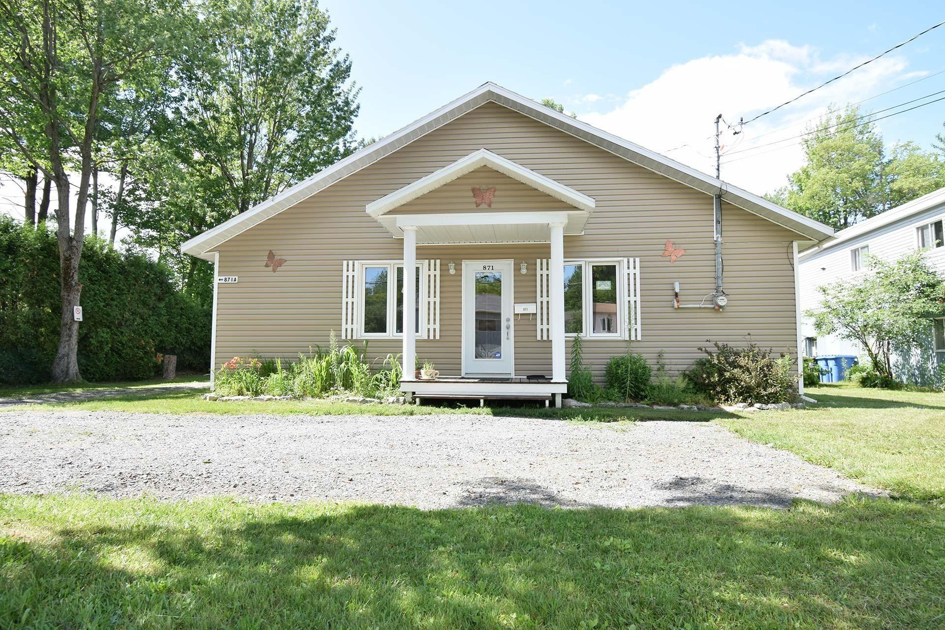 image 3 - Immeuble à revenus À vendre Trois-Rivières - 5 pièces