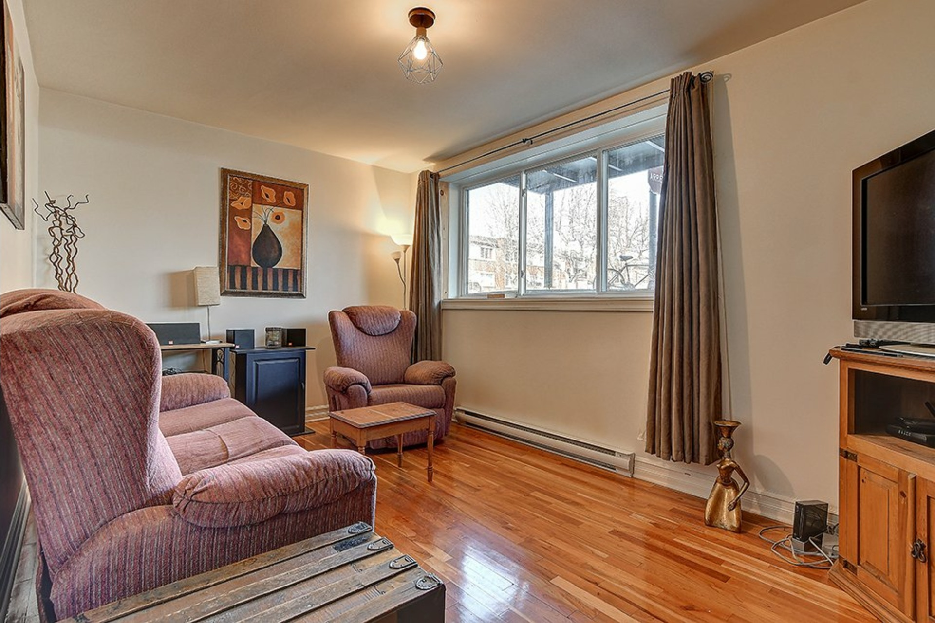 image 17 - Income property For sale Le Sud-Ouest Montréal  - 4 rooms