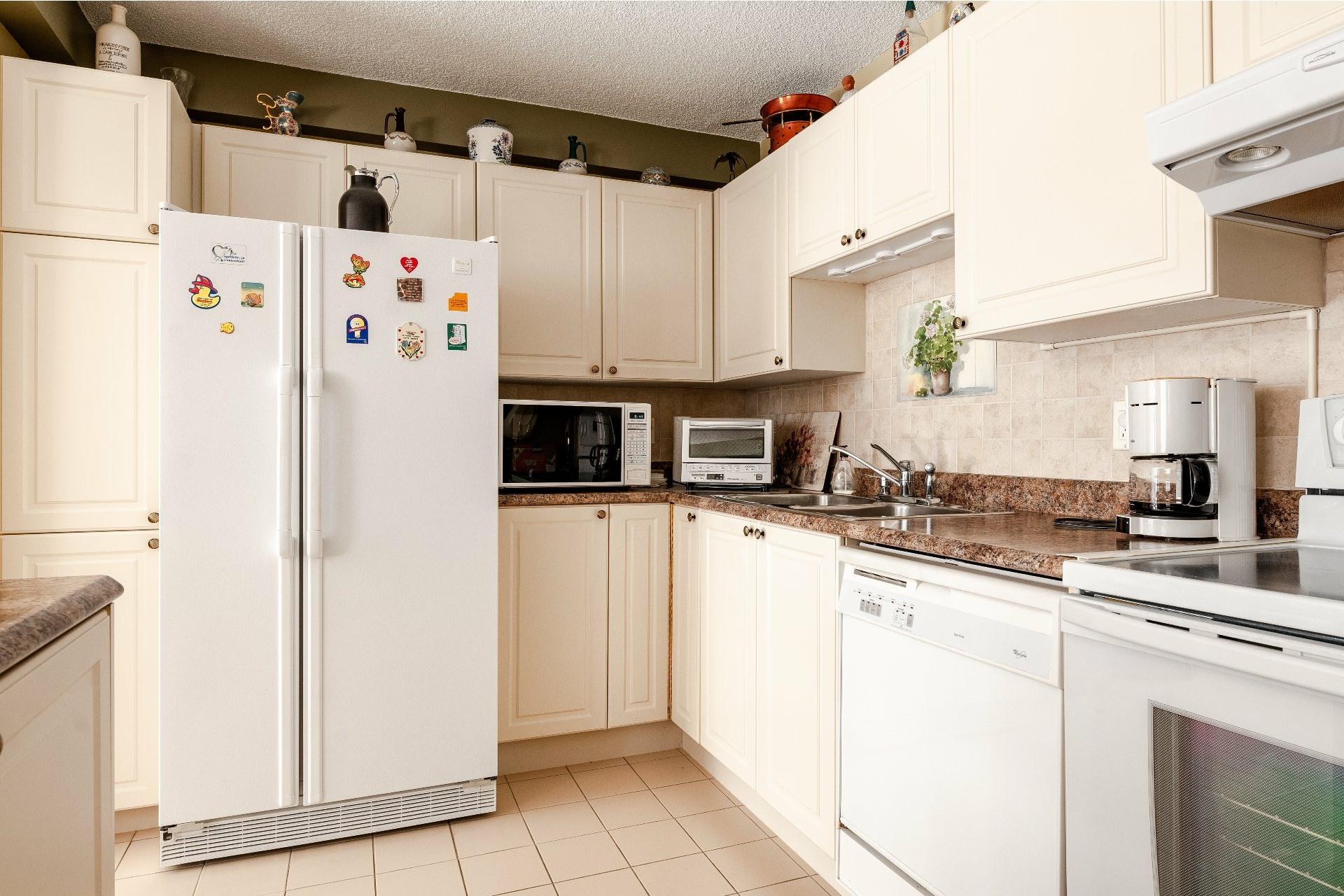image 8 - Apartment For sale Pierrefonds-Roxboro Montréal  - 5 rooms