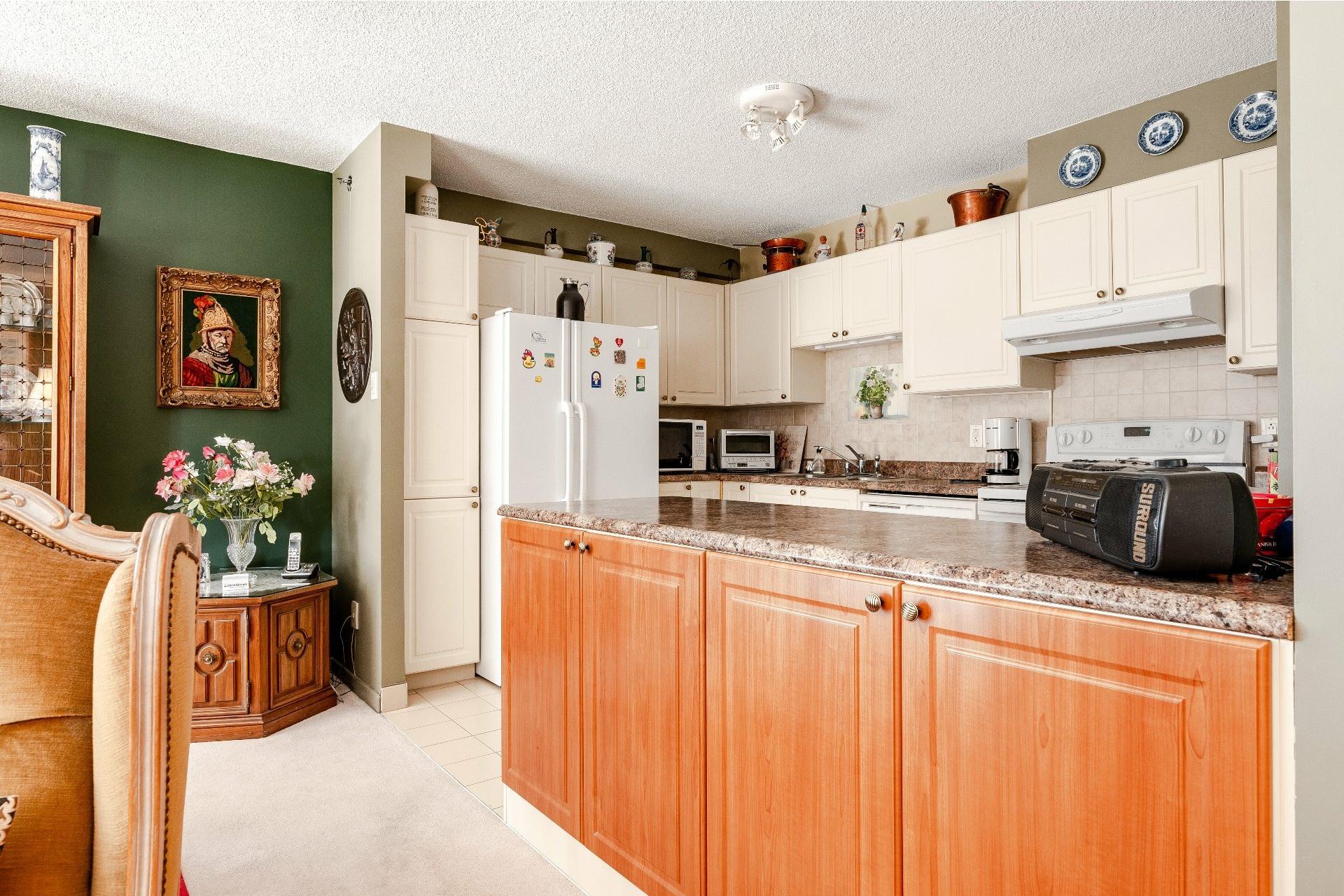 image 6 - Apartment For sale Pierrefonds-Roxboro Montréal  - 5 rooms