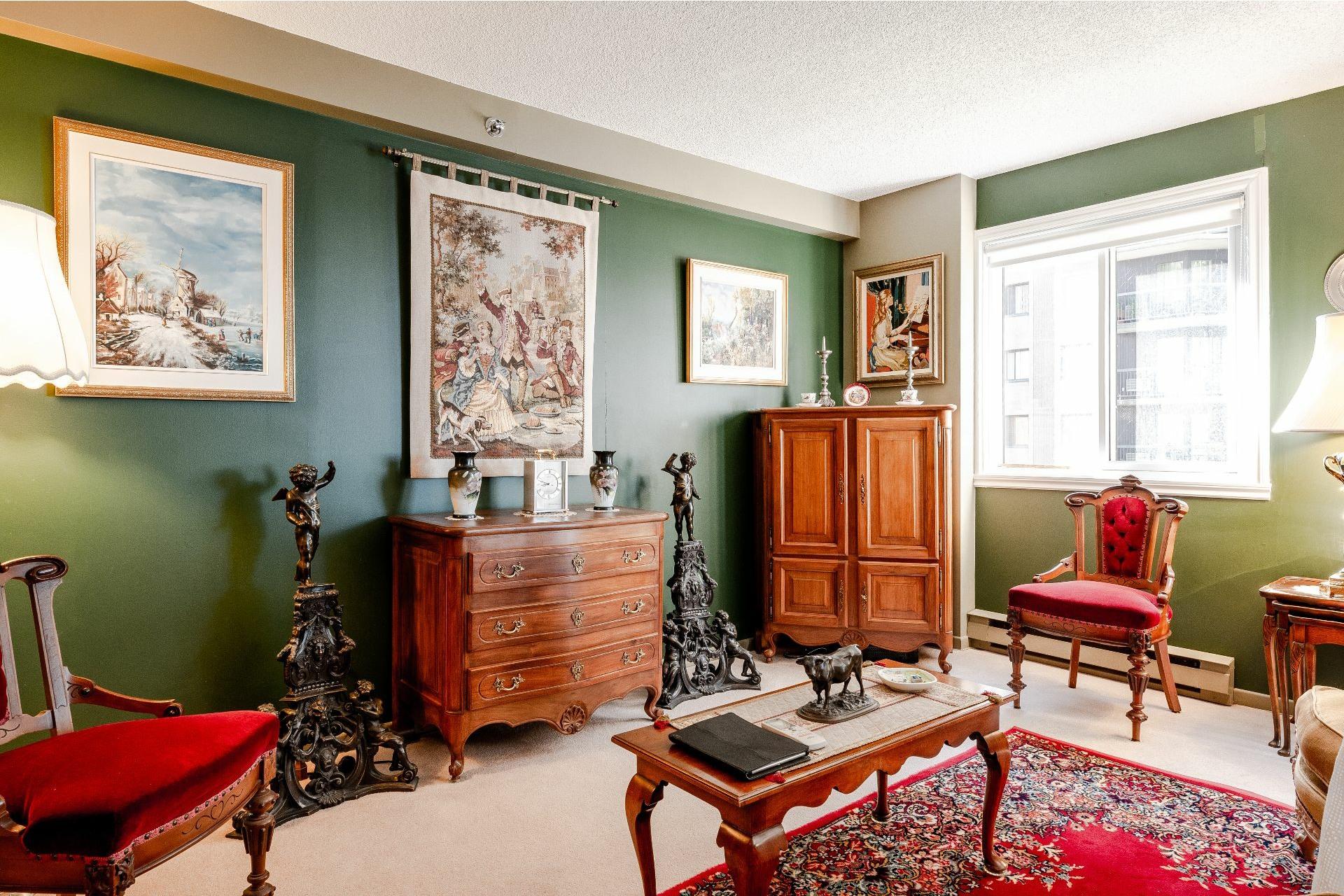 image 2 - Apartment For sale Pierrefonds-Roxboro Montréal  - 5 rooms