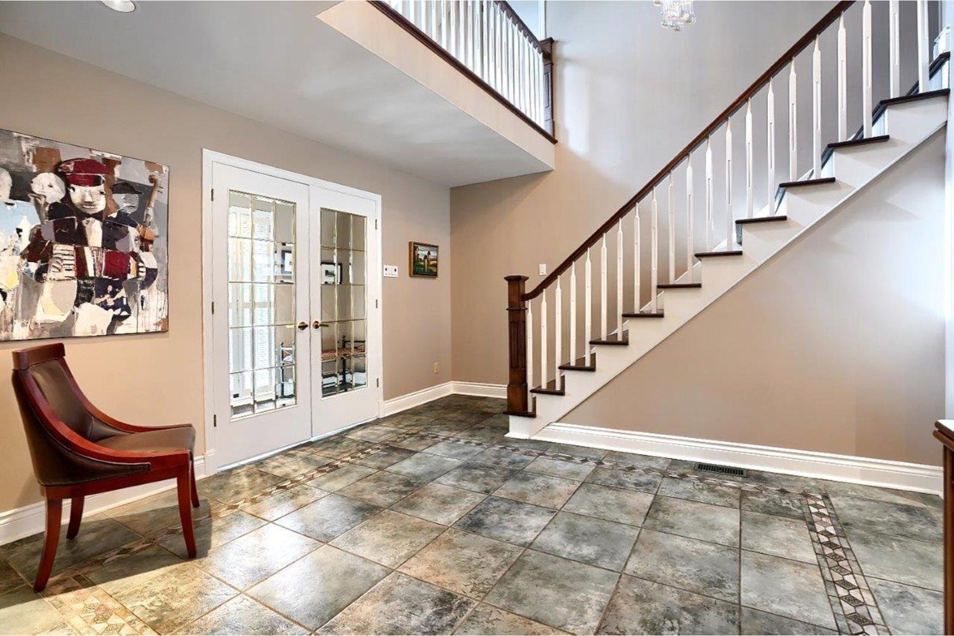 image 2 - House For sale Brossard - 10 rooms
