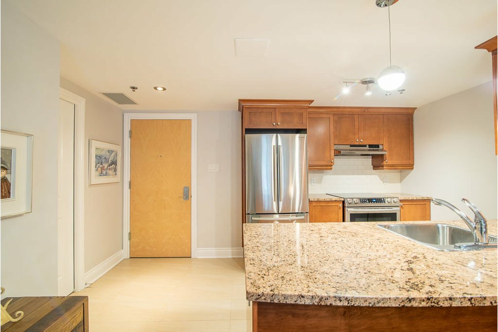 image 2 - Apartment For sale Chomedey Laval  - 5 rooms