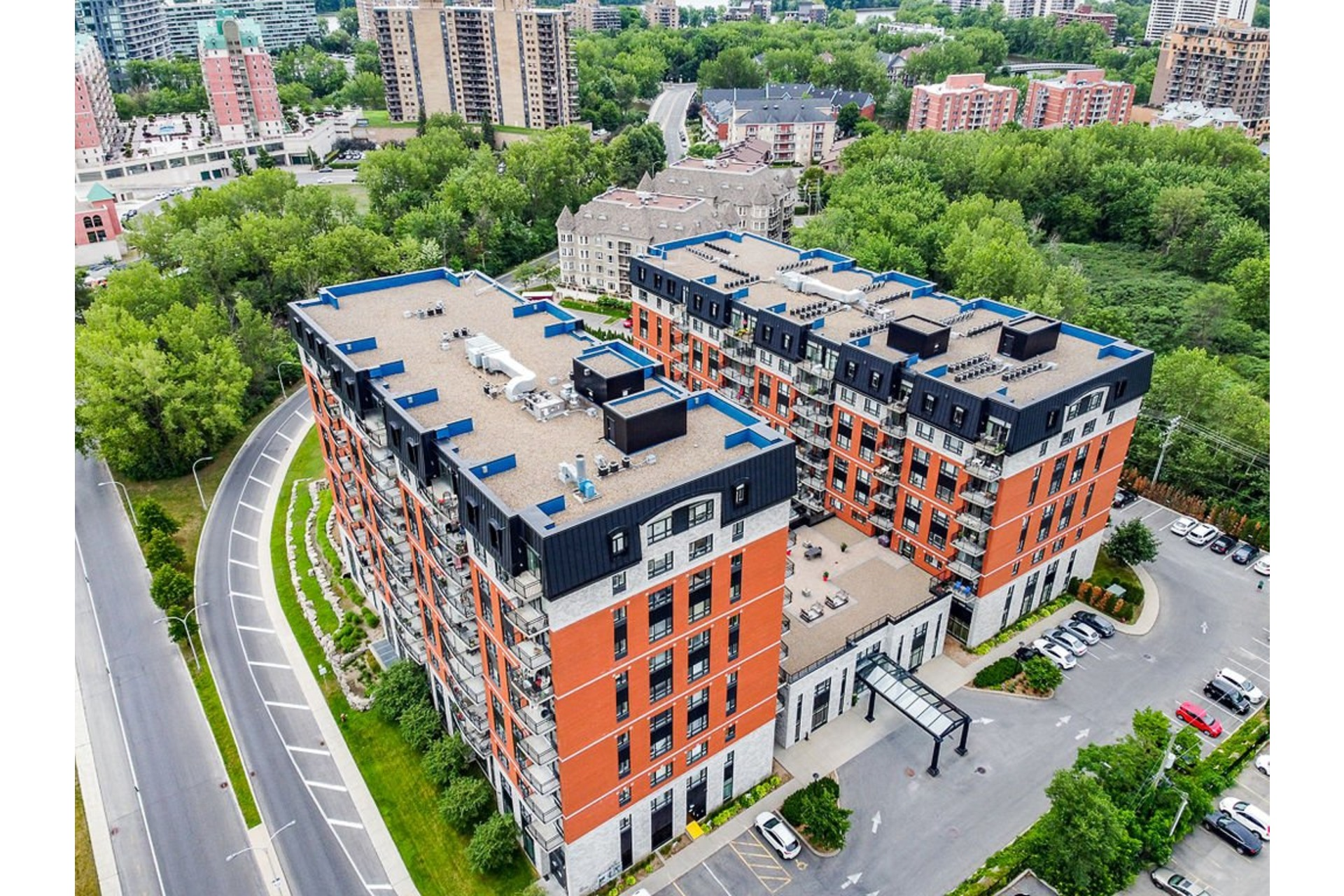 image 29 - Apartment For sale Chomedey Laval  - 5 rooms