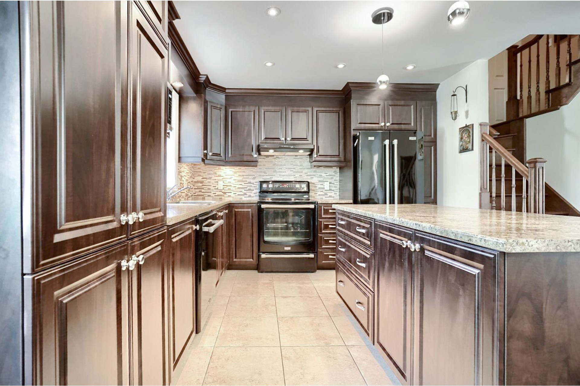 image 12 - House For sale Saint-Hubert Longueuil  - 9 rooms