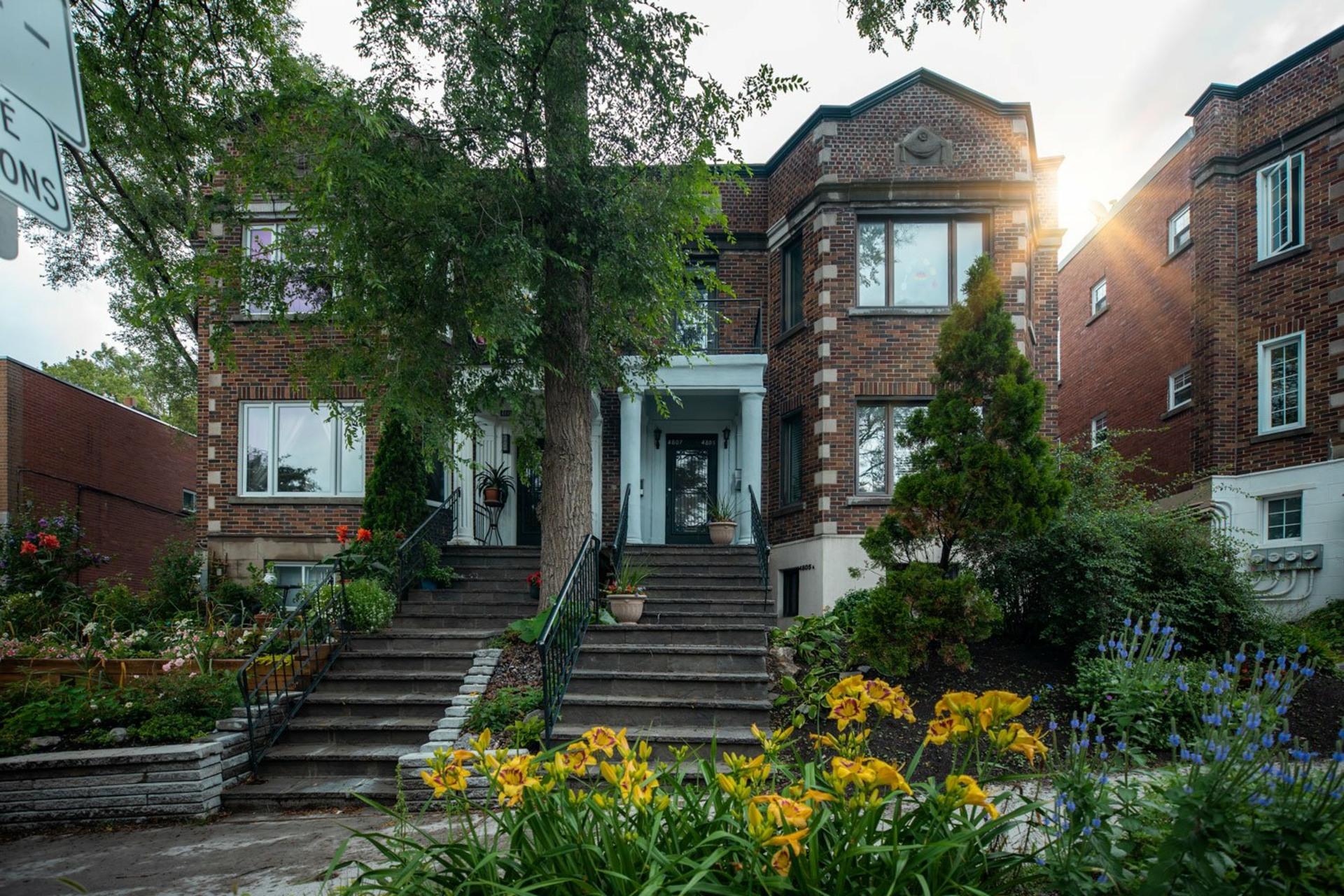 image 16 - Apartment For sale Côte-des-Neiges/Notre-Dame-de-Grâce Montréal  - 6 rooms