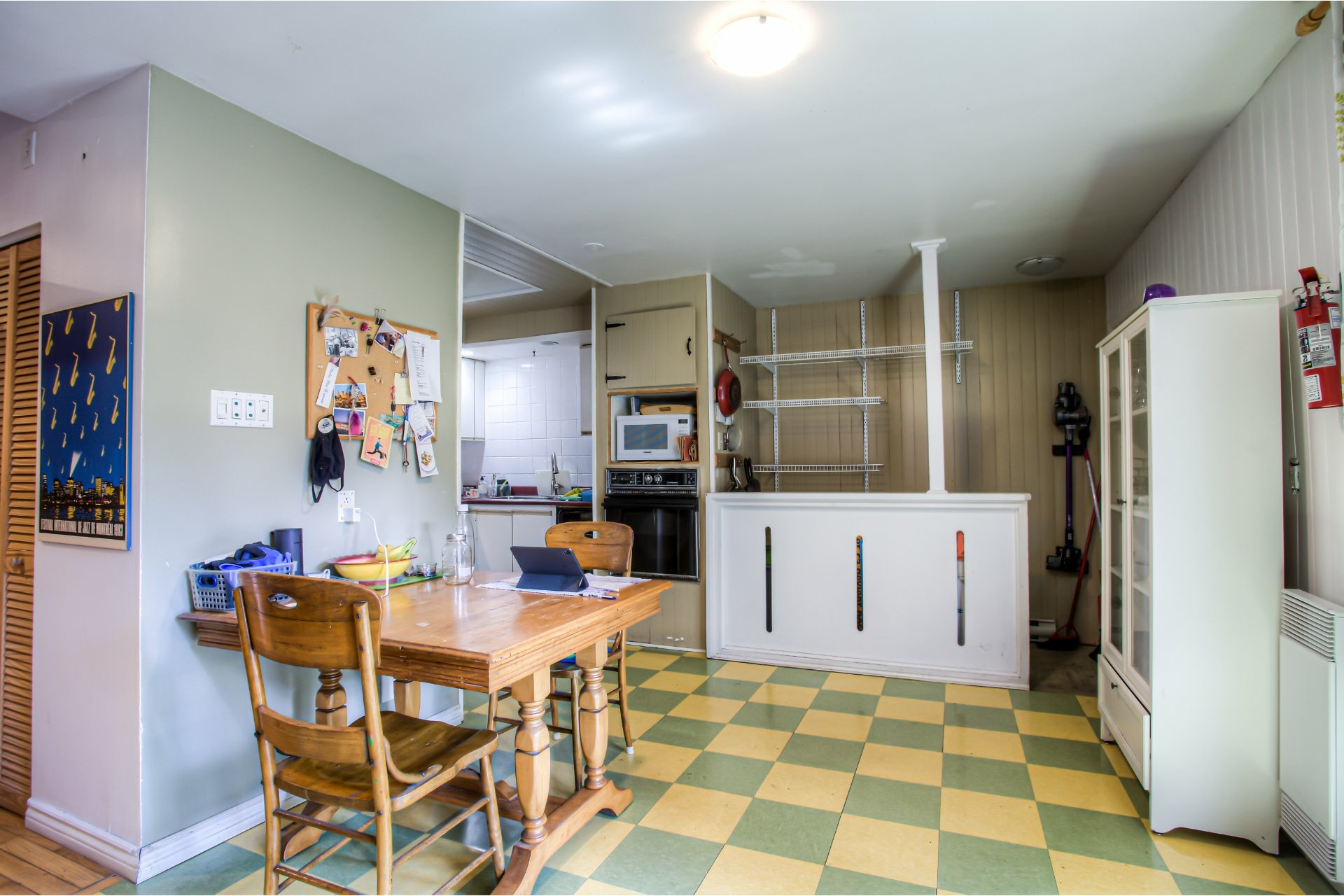 image 7 - Apartment For sale Ville-Marie Montréal  - 10 rooms