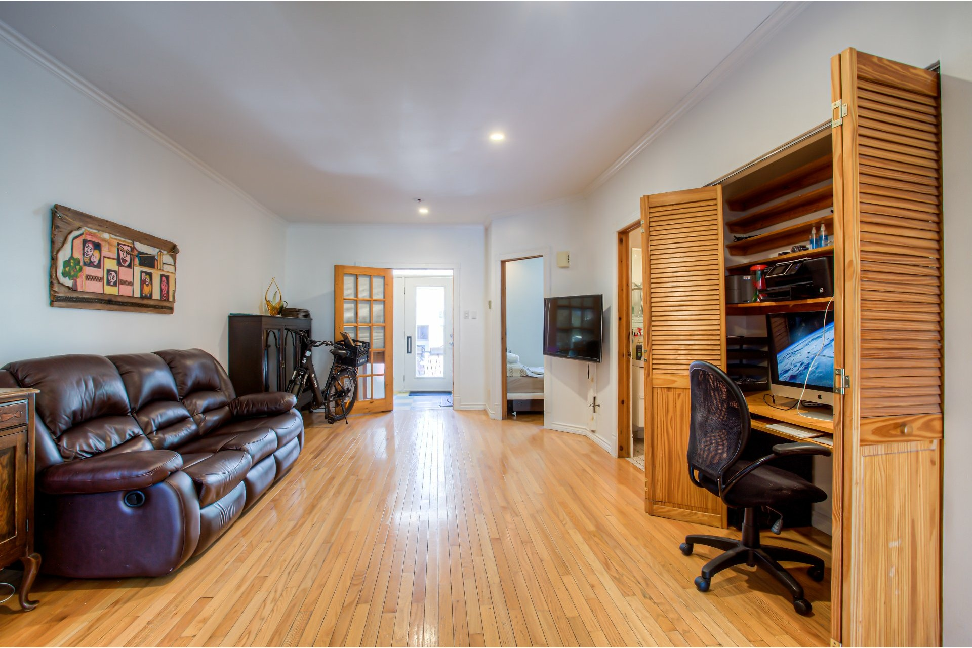 image 4 - Apartment For sale Ville-Marie Montréal  - 10 rooms