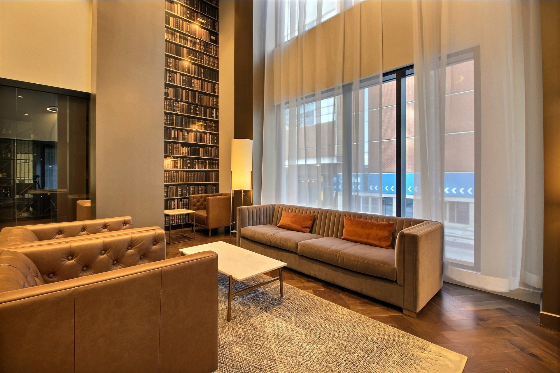 image 23 - Apartment For sale Ville-Marie Montréal  - 7 rooms