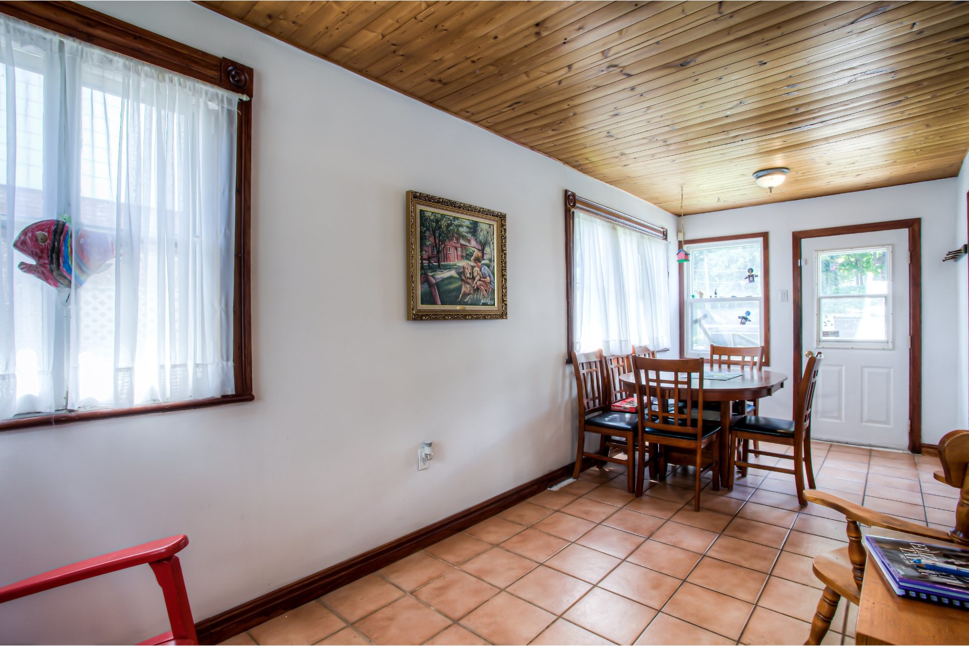 image 6 - House For sale Dorval - 10 rooms