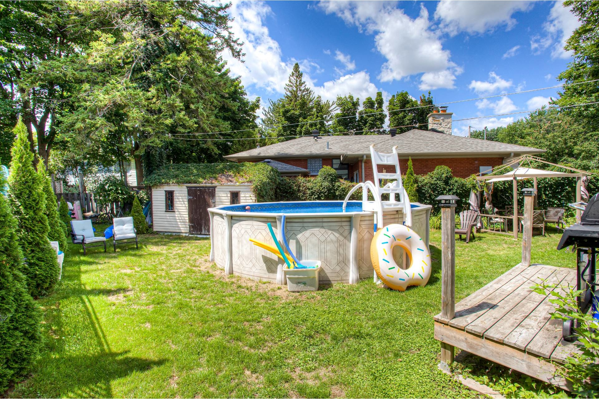 image 27 - House For sale Dorval - 10 rooms