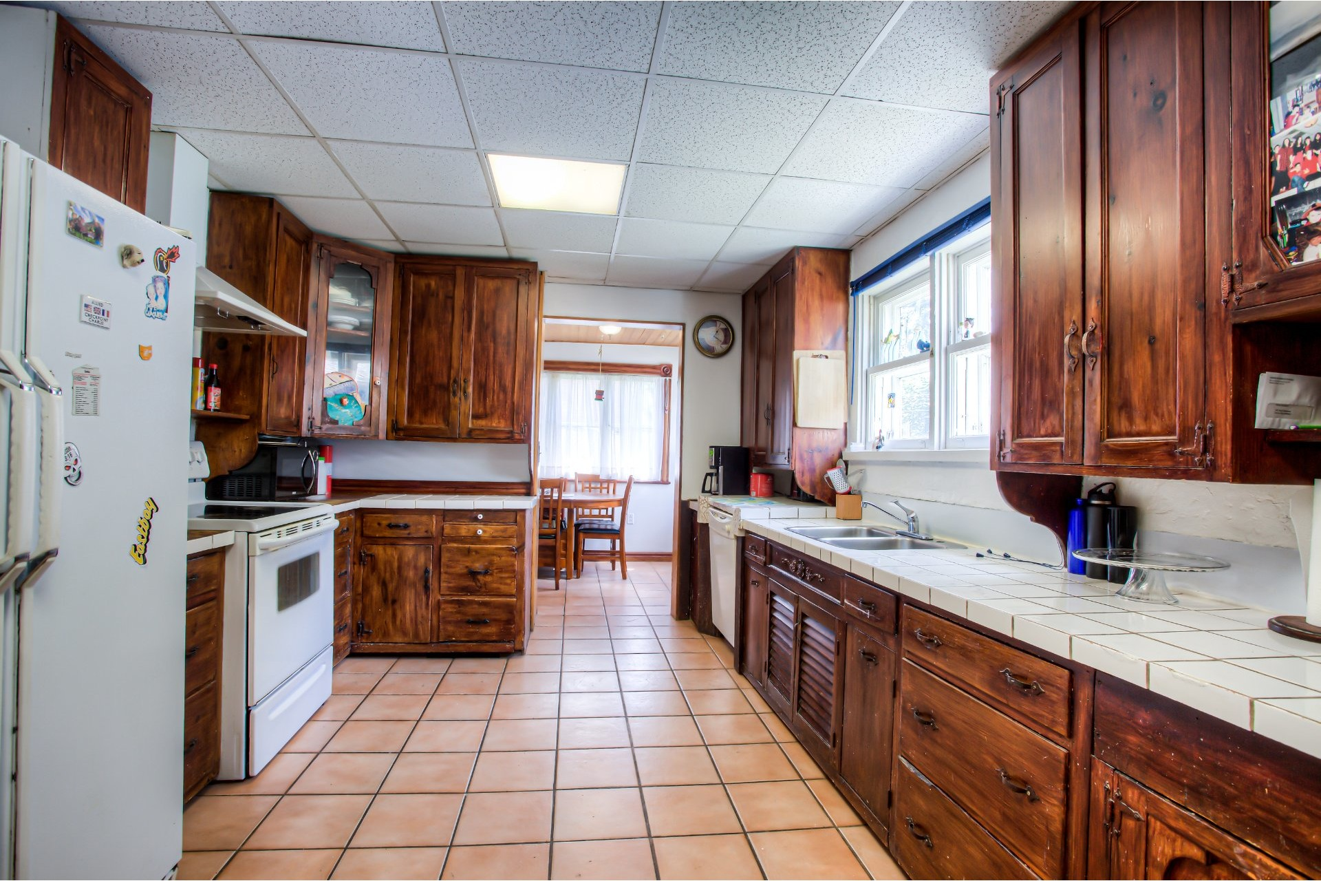 image 4 - House For sale Dorval - 10 rooms