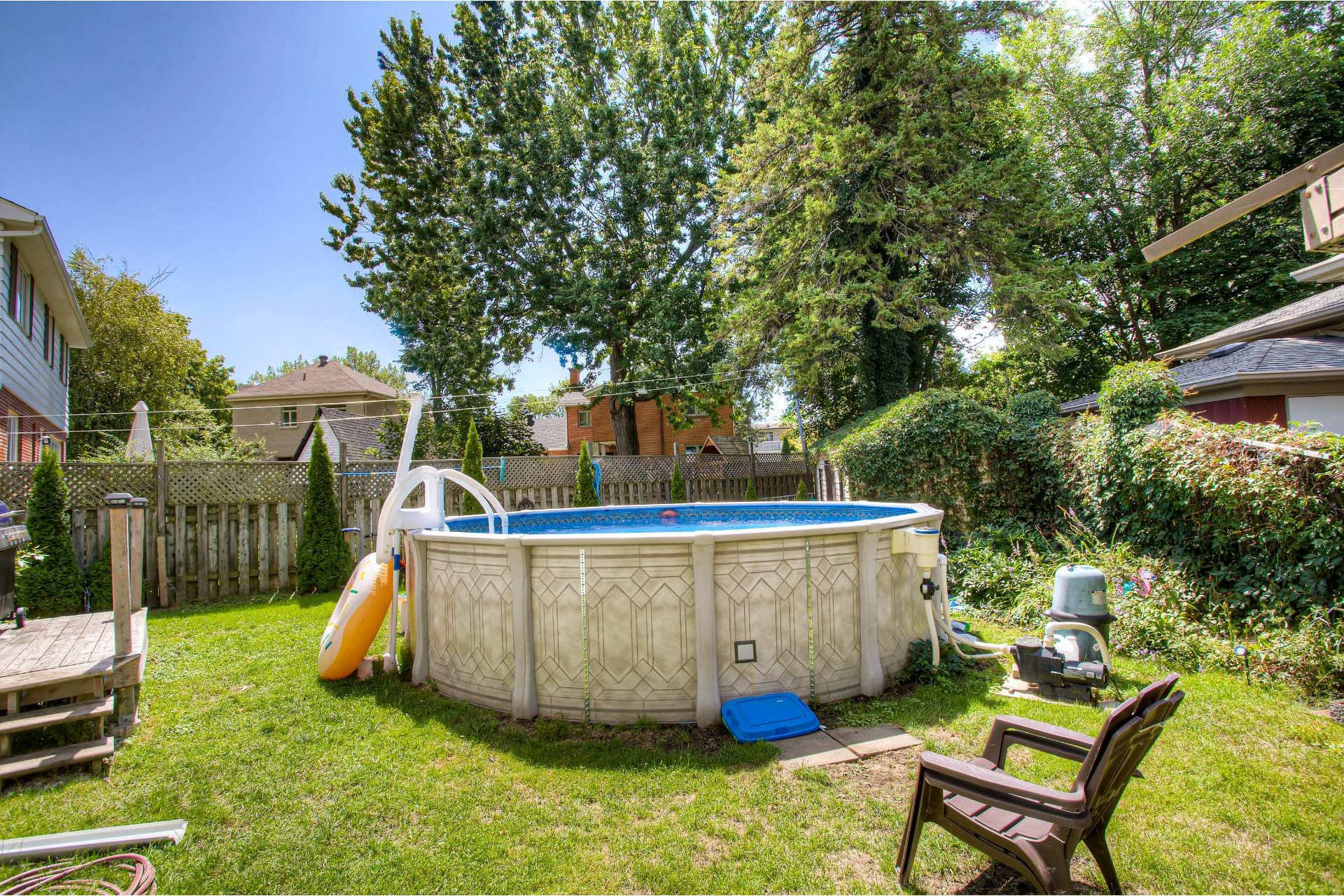 image 26 - House For sale Dorval - 10 rooms