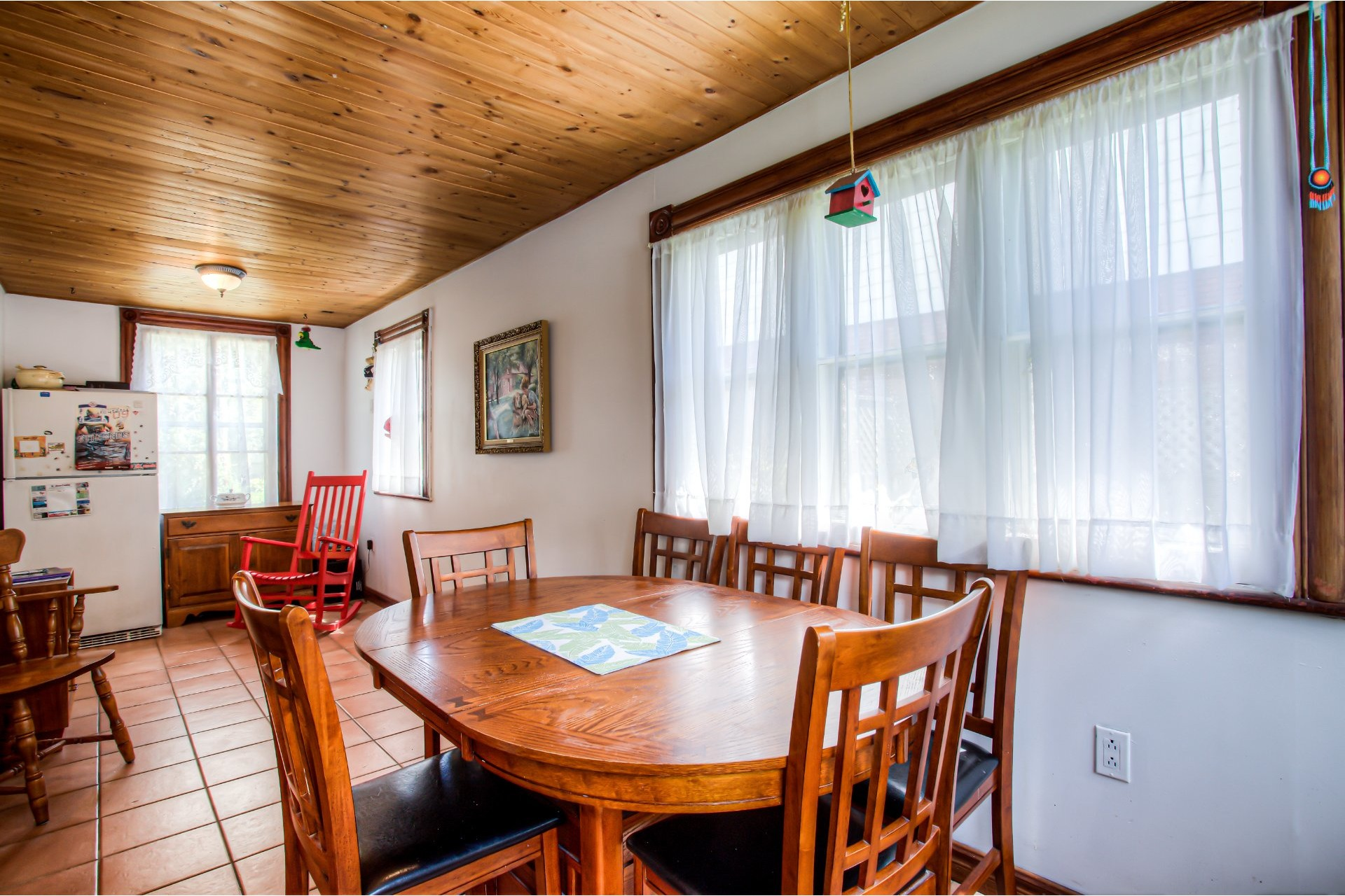 image 7 - House For sale Dorval - 10 rooms
