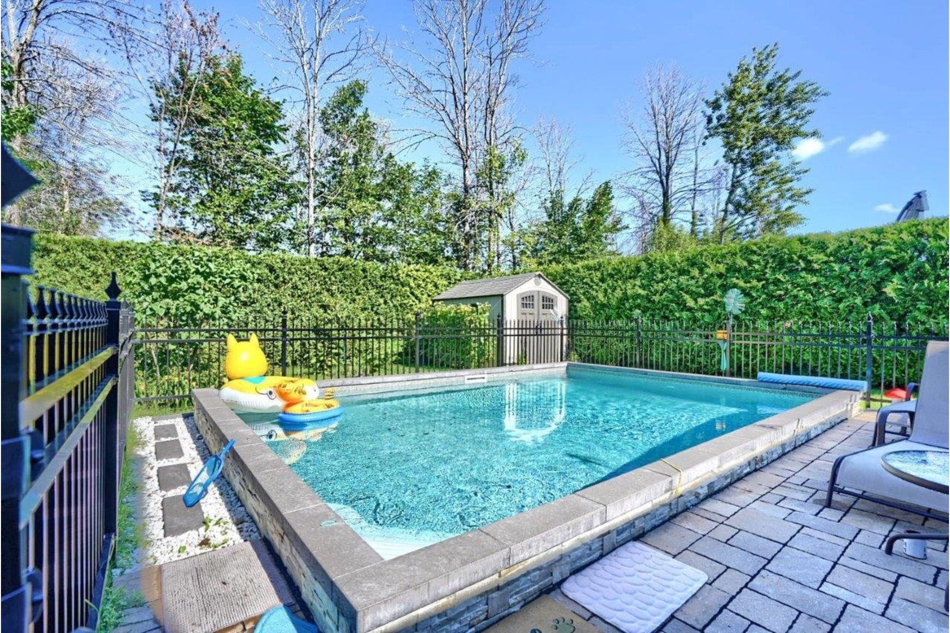 image 38 - House For sale Saint-Hubert Longueuil  - 9 rooms