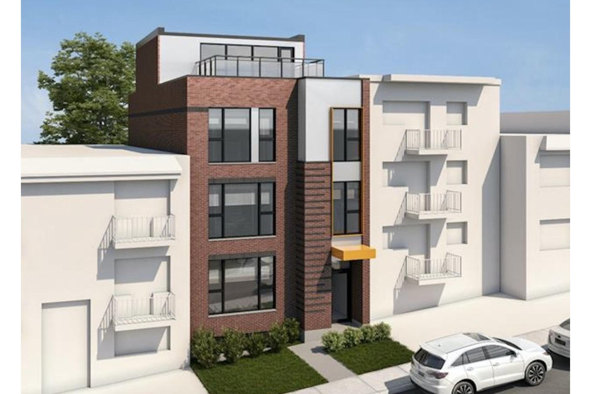 image 0 - Apartment For sale Mercier/Hochelaga-Maisonneuve Montréal  - 8 rooms