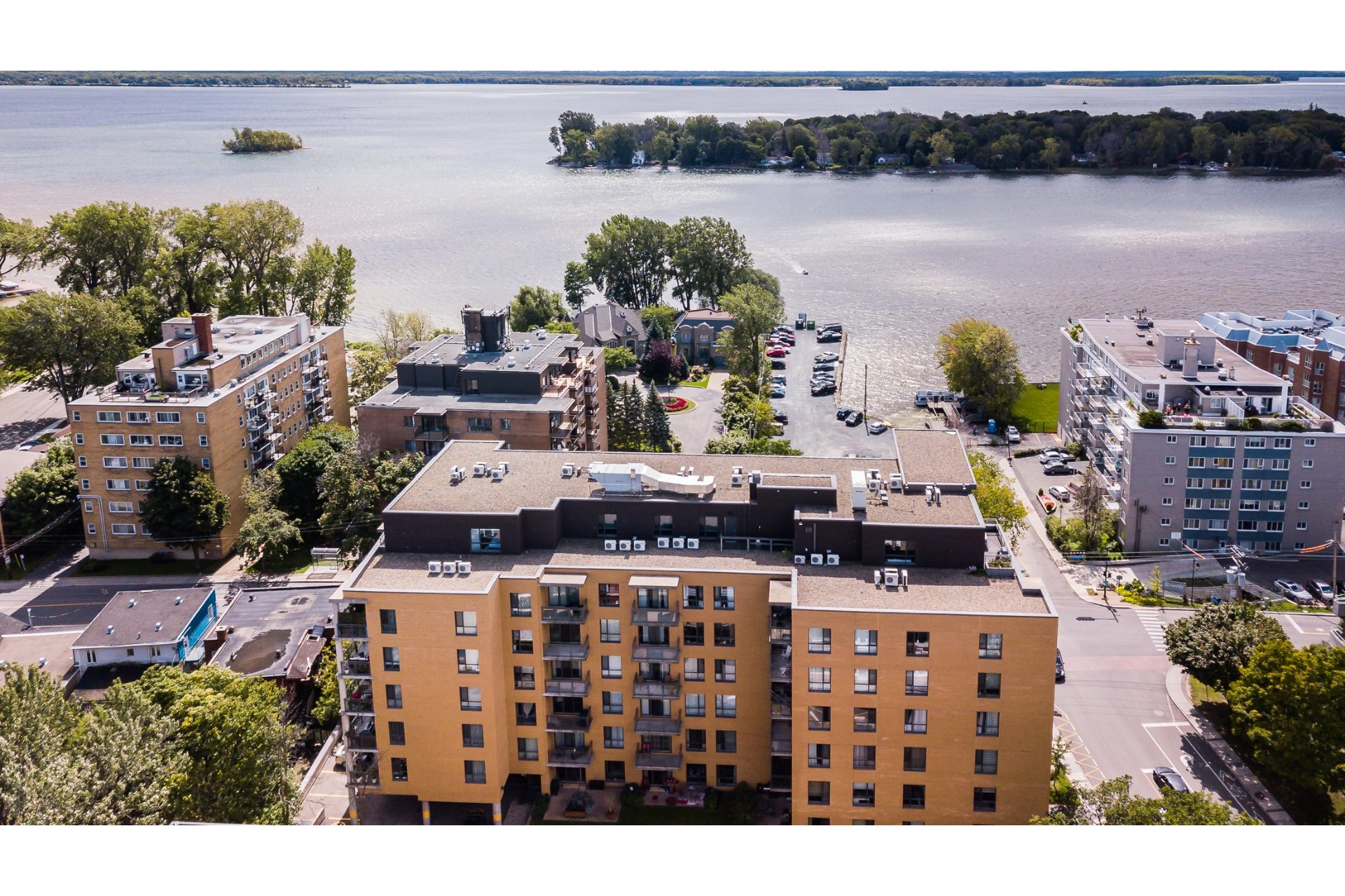 image 39 - Apartment For sale Dorval - 7 rooms