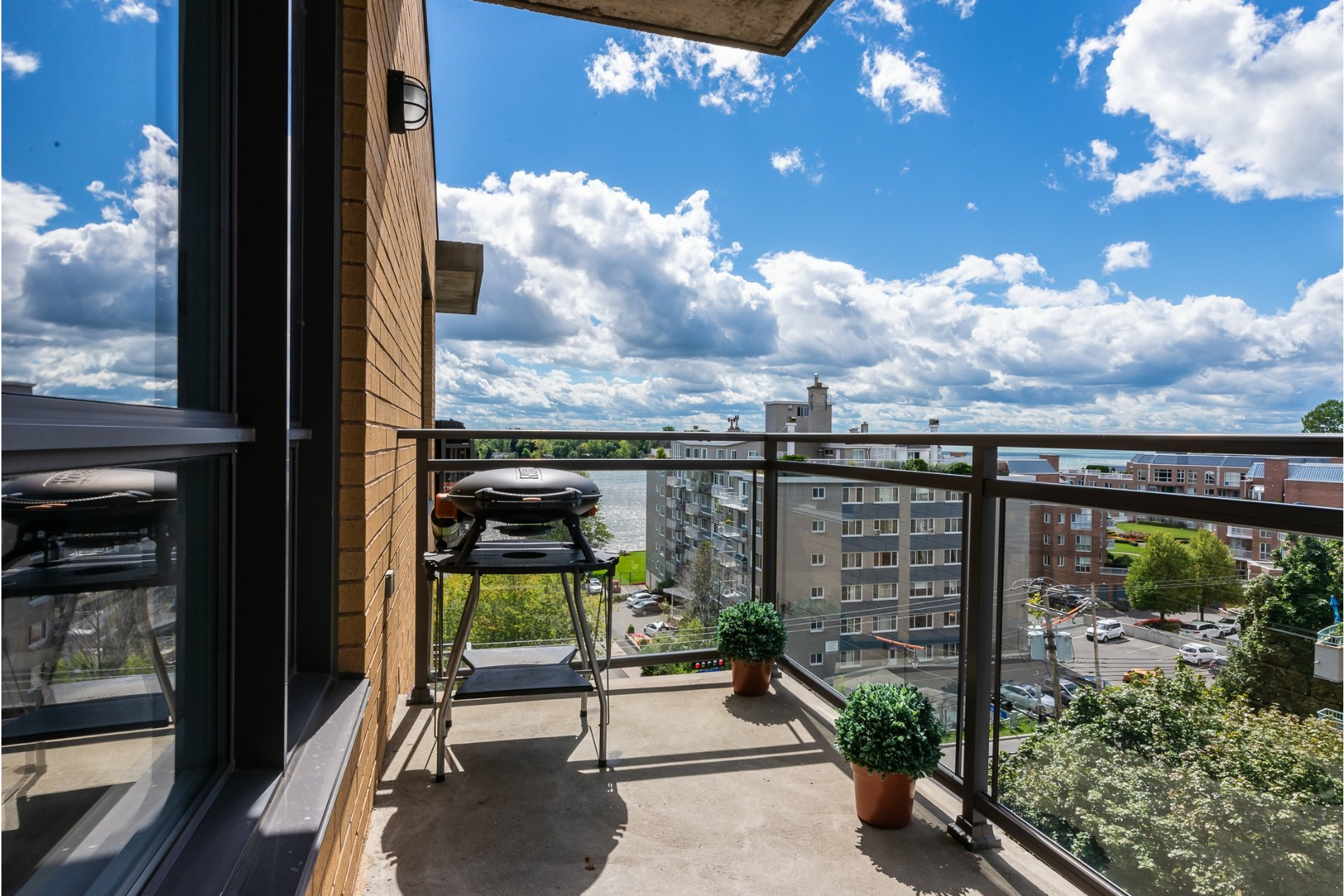 image 2 - Apartment For sale Dorval - 7 rooms