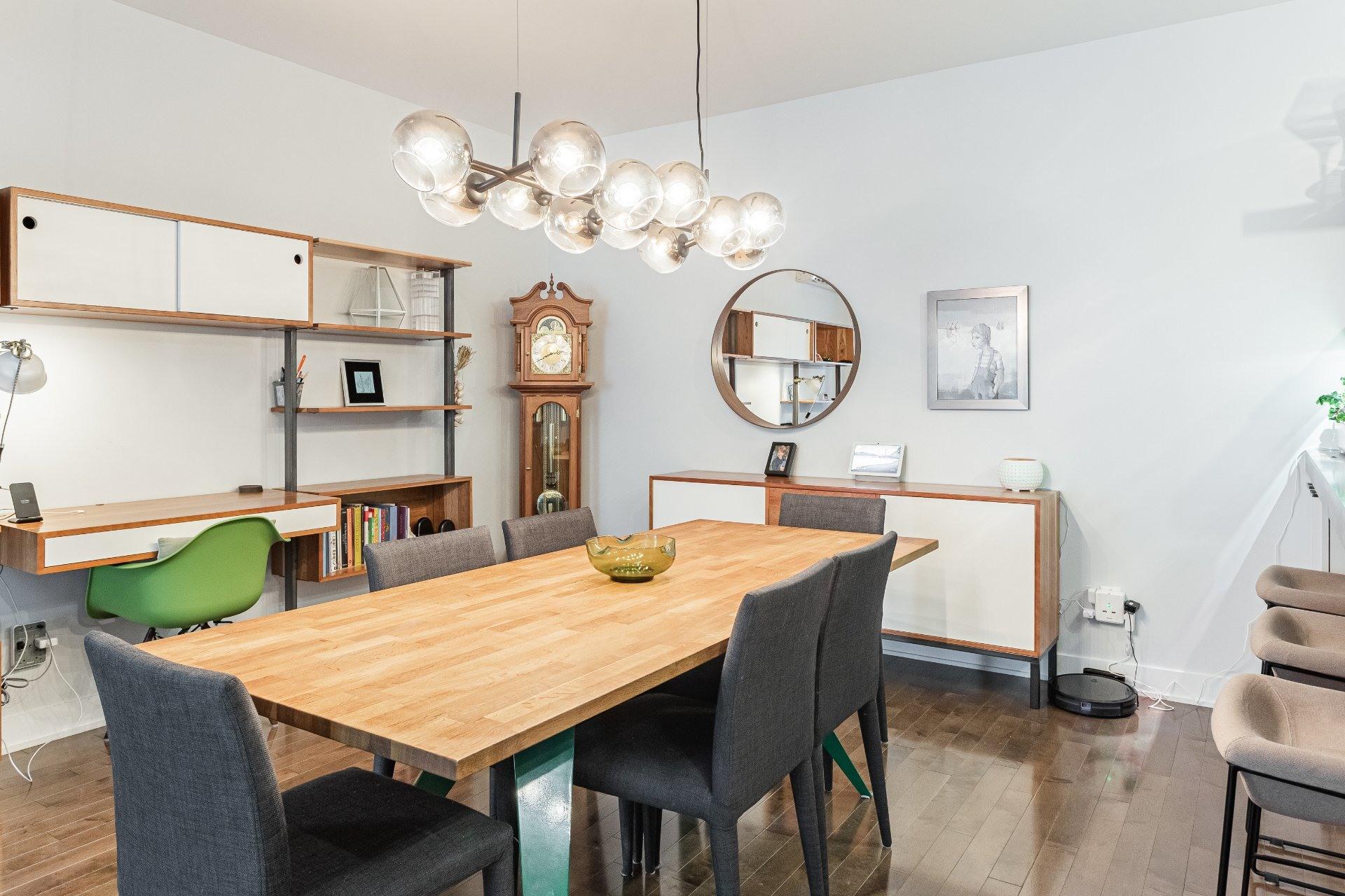 image 4 - Appartement À louer Rosemont/La Petite-Patrie Montréal  - 8 pièces