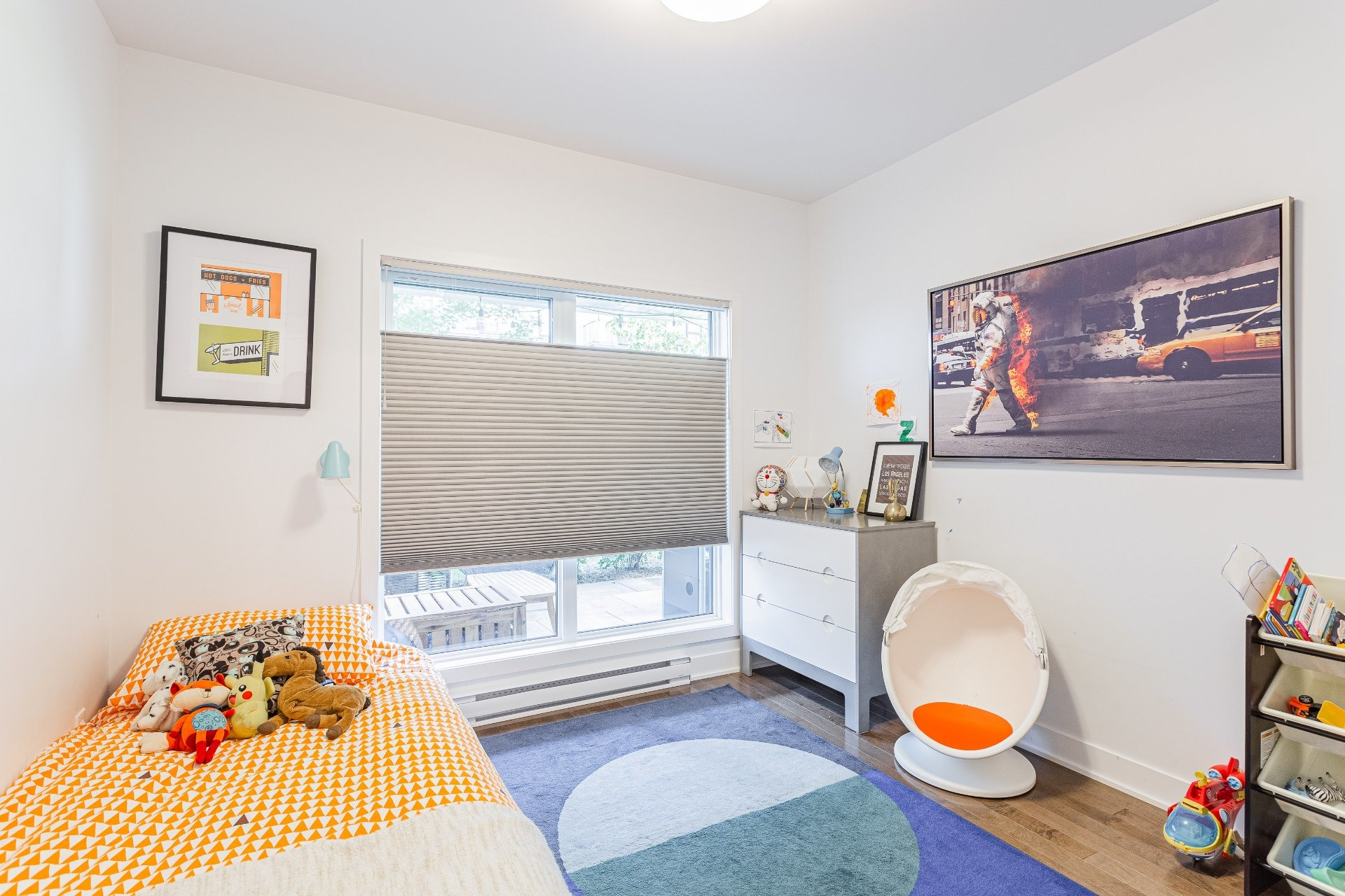 image 11 - Appartement À louer Rosemont/La Petite-Patrie Montréal  - 8 pièces