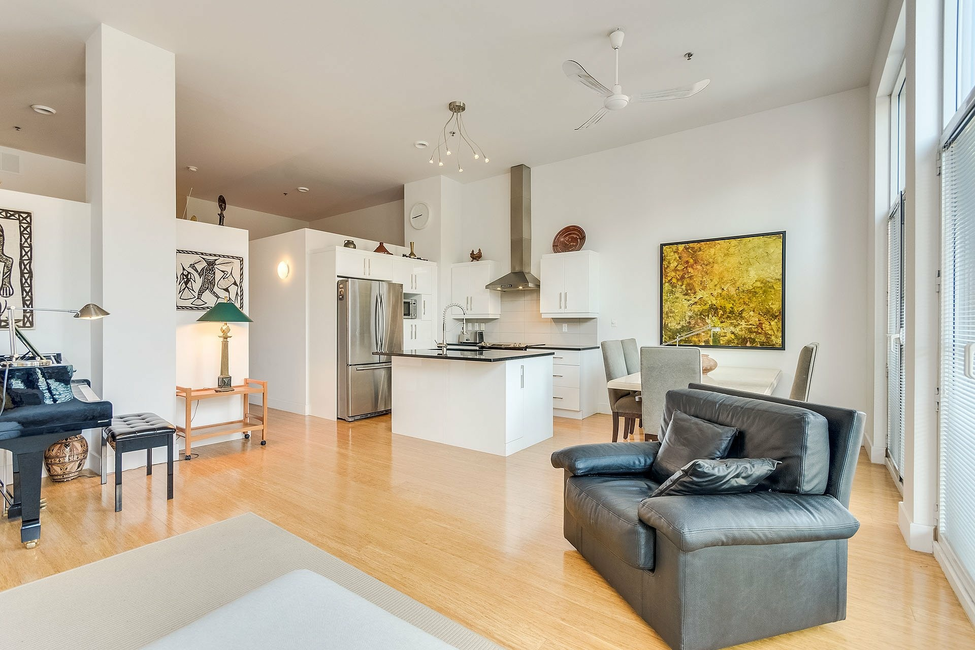 image 7 - Apartment For sale Verdun/Île-des-Soeurs Montréal  - 5 rooms