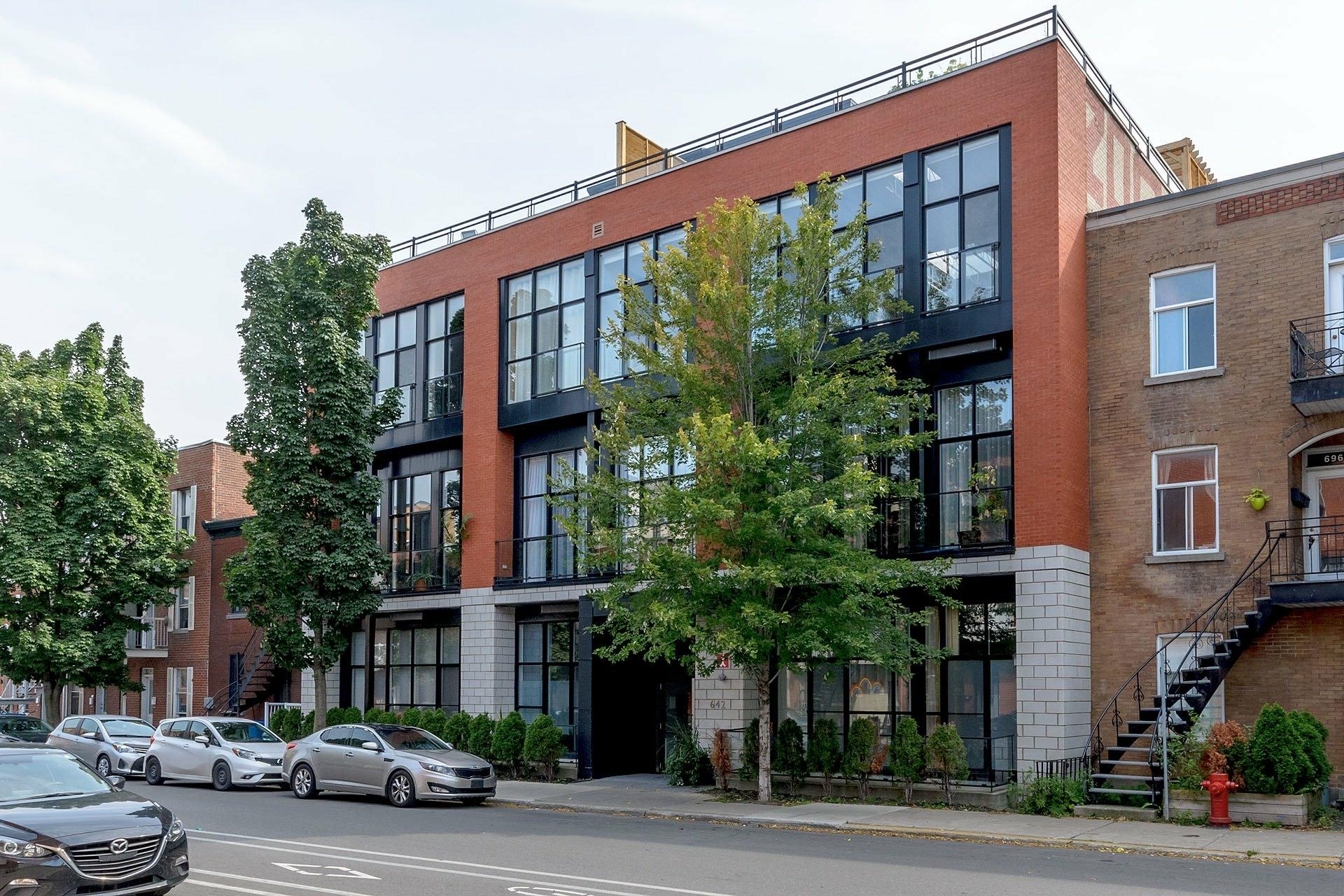 image 1 - Apartment For sale Verdun/Île-des-Soeurs Montréal  - 5 rooms