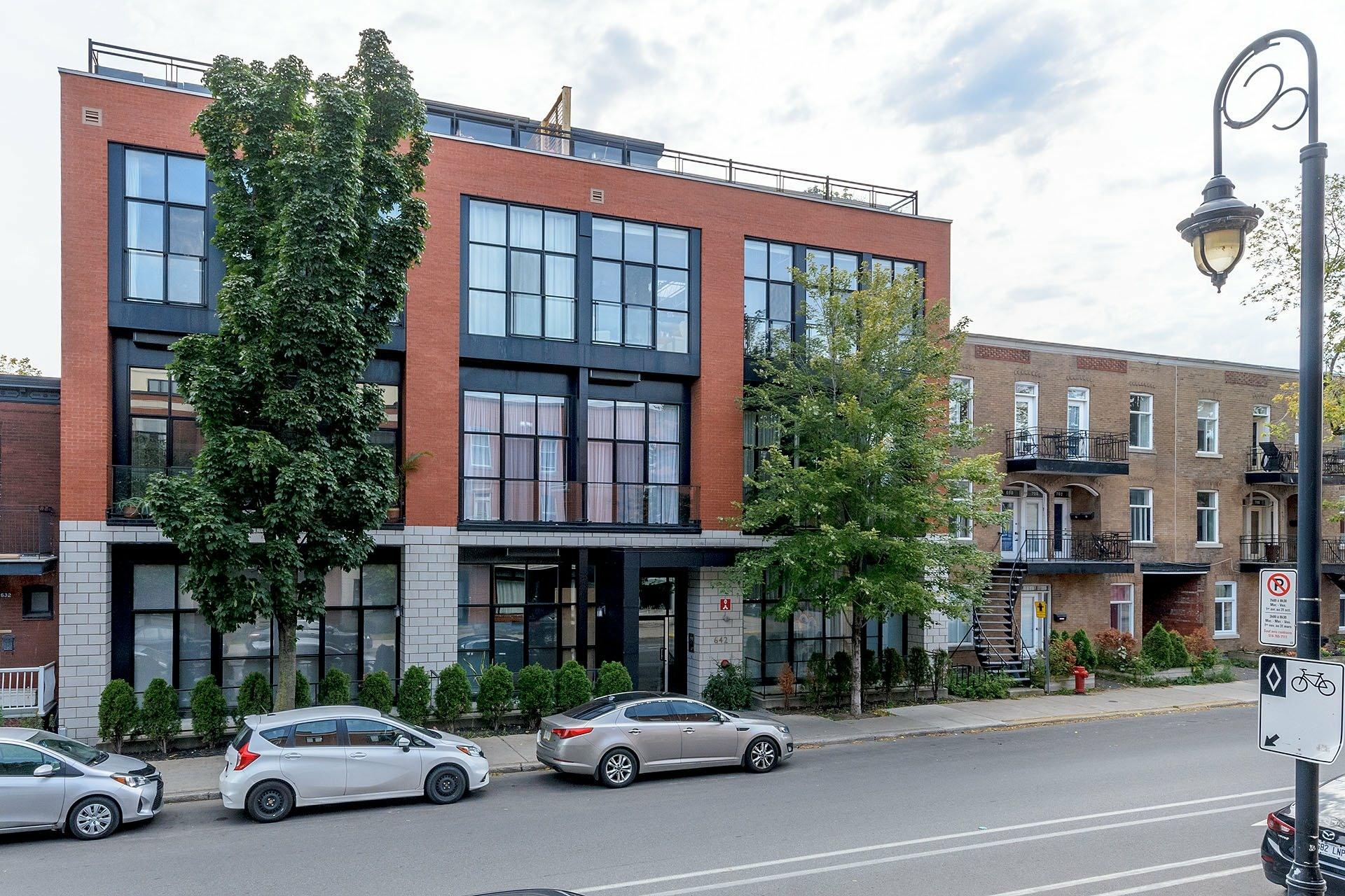 image 2 - Apartment For sale Verdun/Île-des-Soeurs Montréal  - 5 rooms