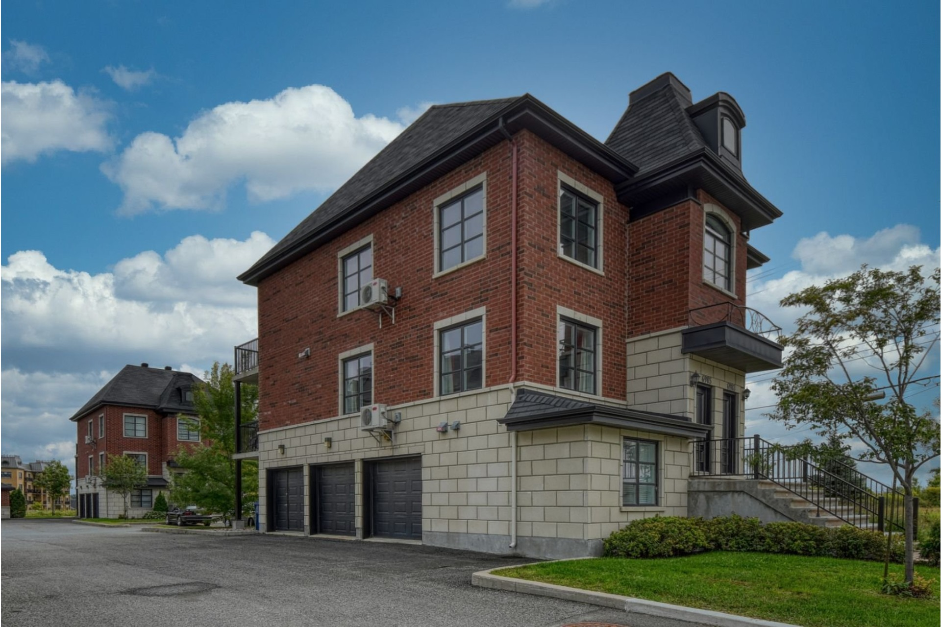 image 22 - Apartment For sale Duvernay Laval  - 6 rooms