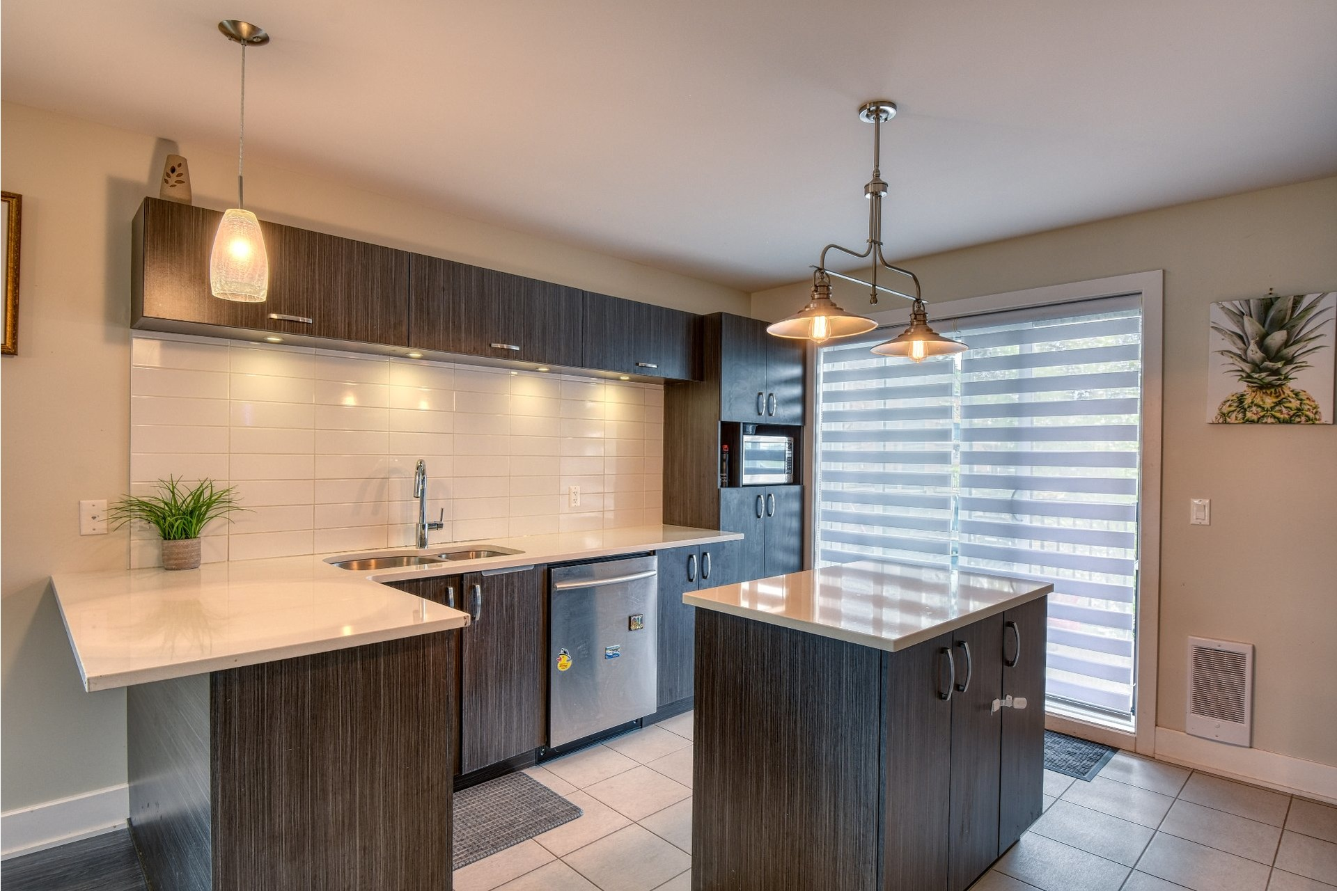 image 8 - Apartment For sale Duvernay Laval  - 6 rooms