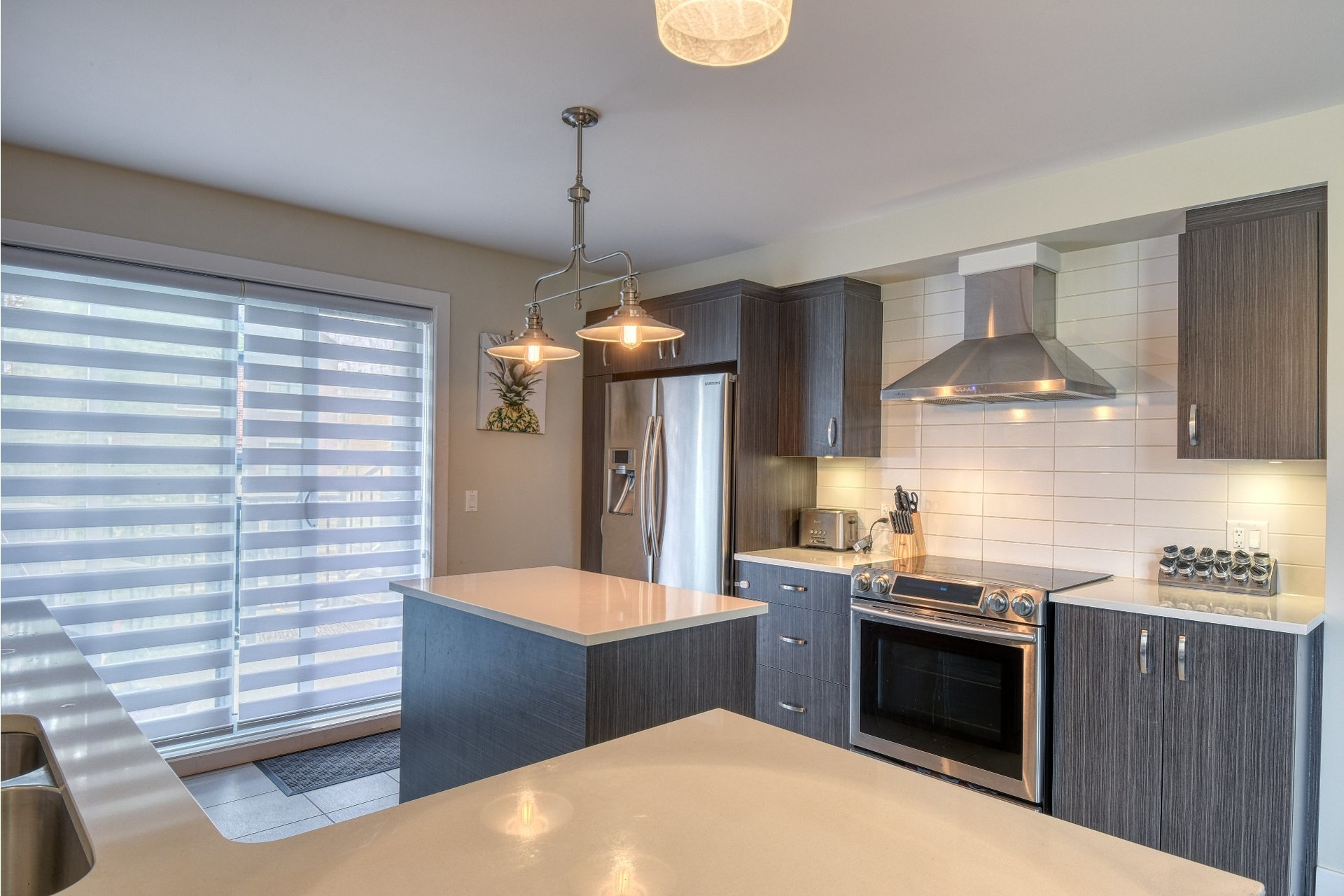 image 9 - Apartment For sale Duvernay Laval  - 6 rooms