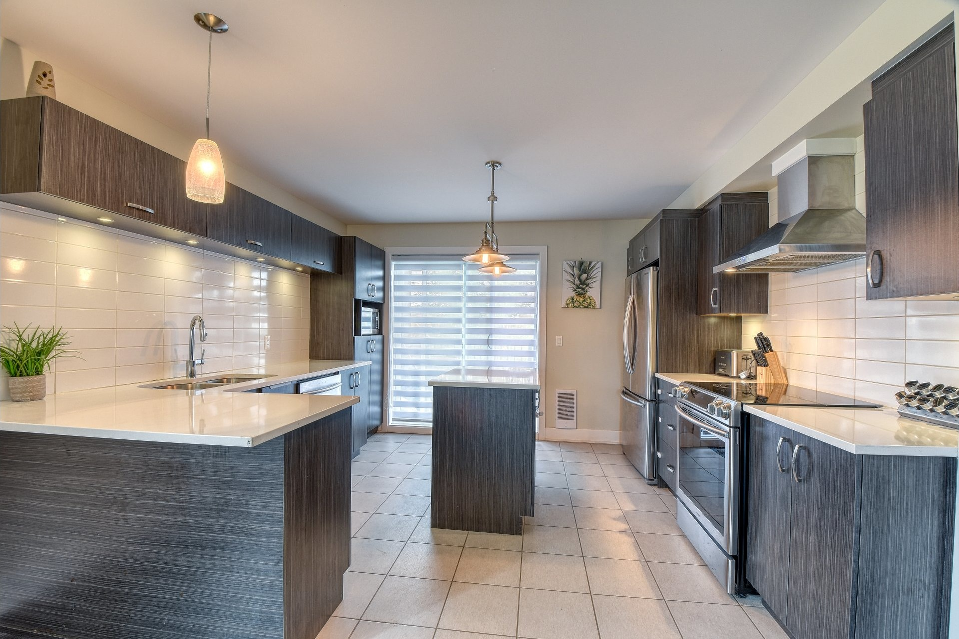 image 7 - Apartment For sale Duvernay Laval  - 6 rooms