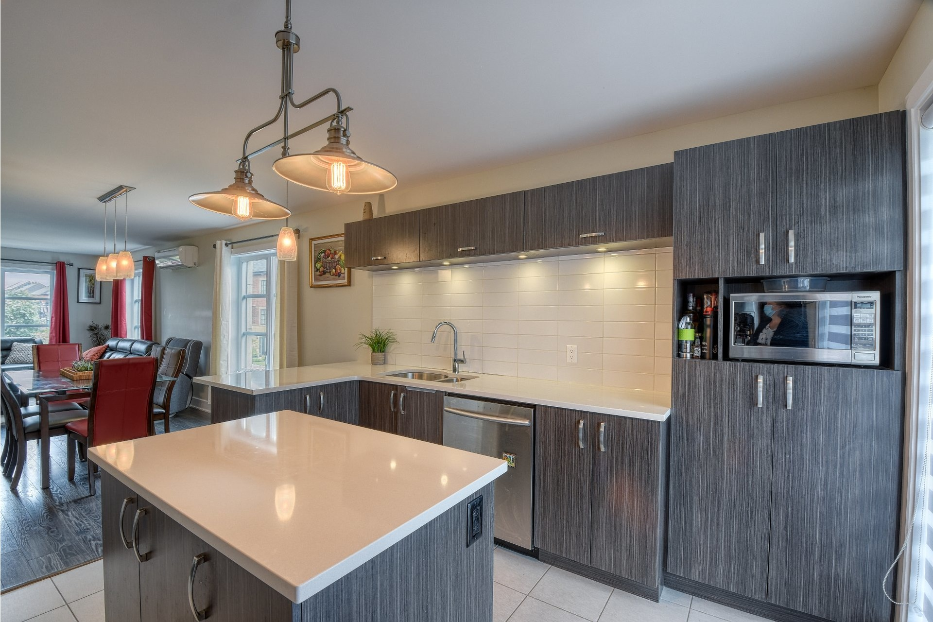 image 10 - Apartment For sale Duvernay Laval  - 6 rooms