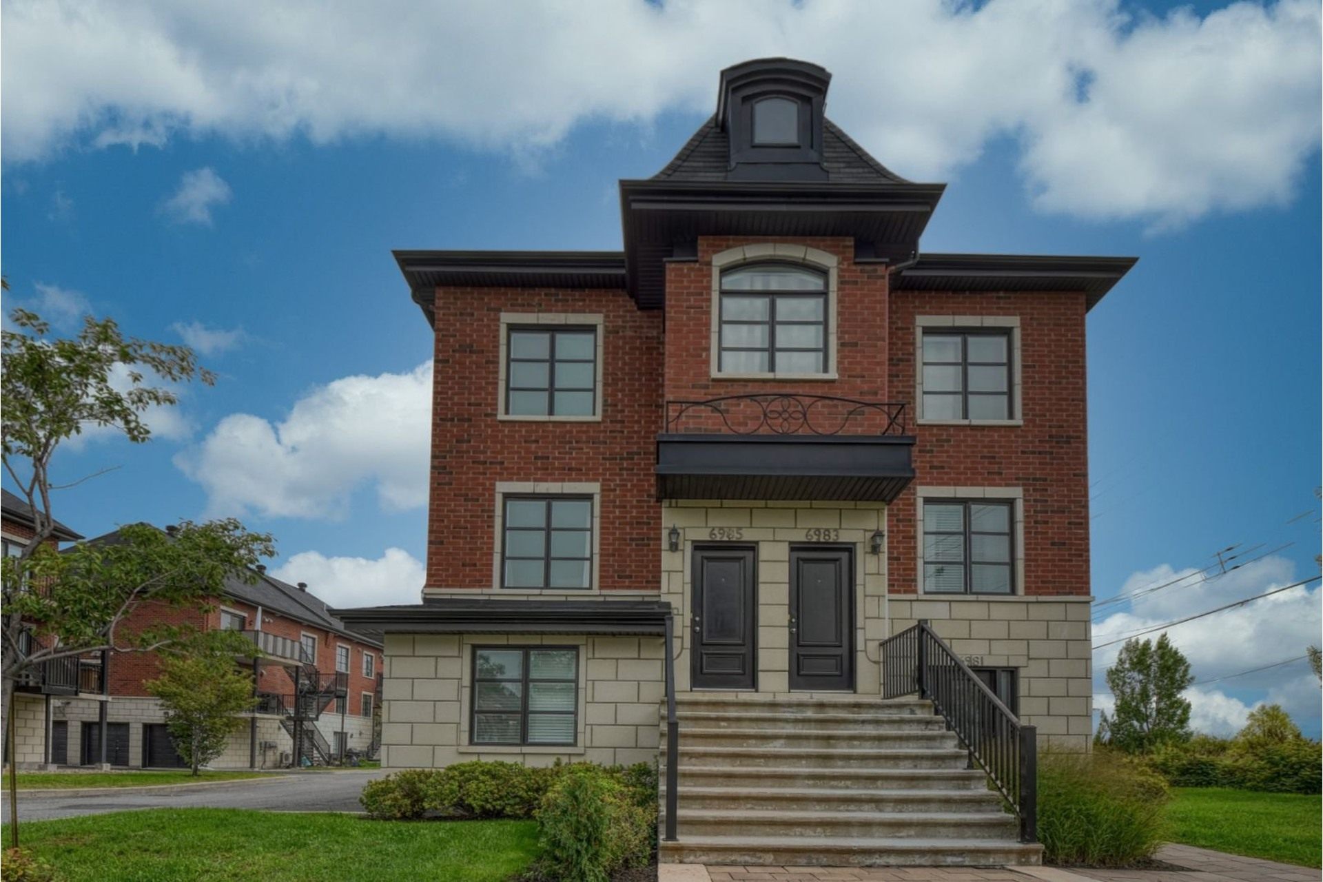 image 0 - Apartment For sale Duvernay Laval  - 6 rooms