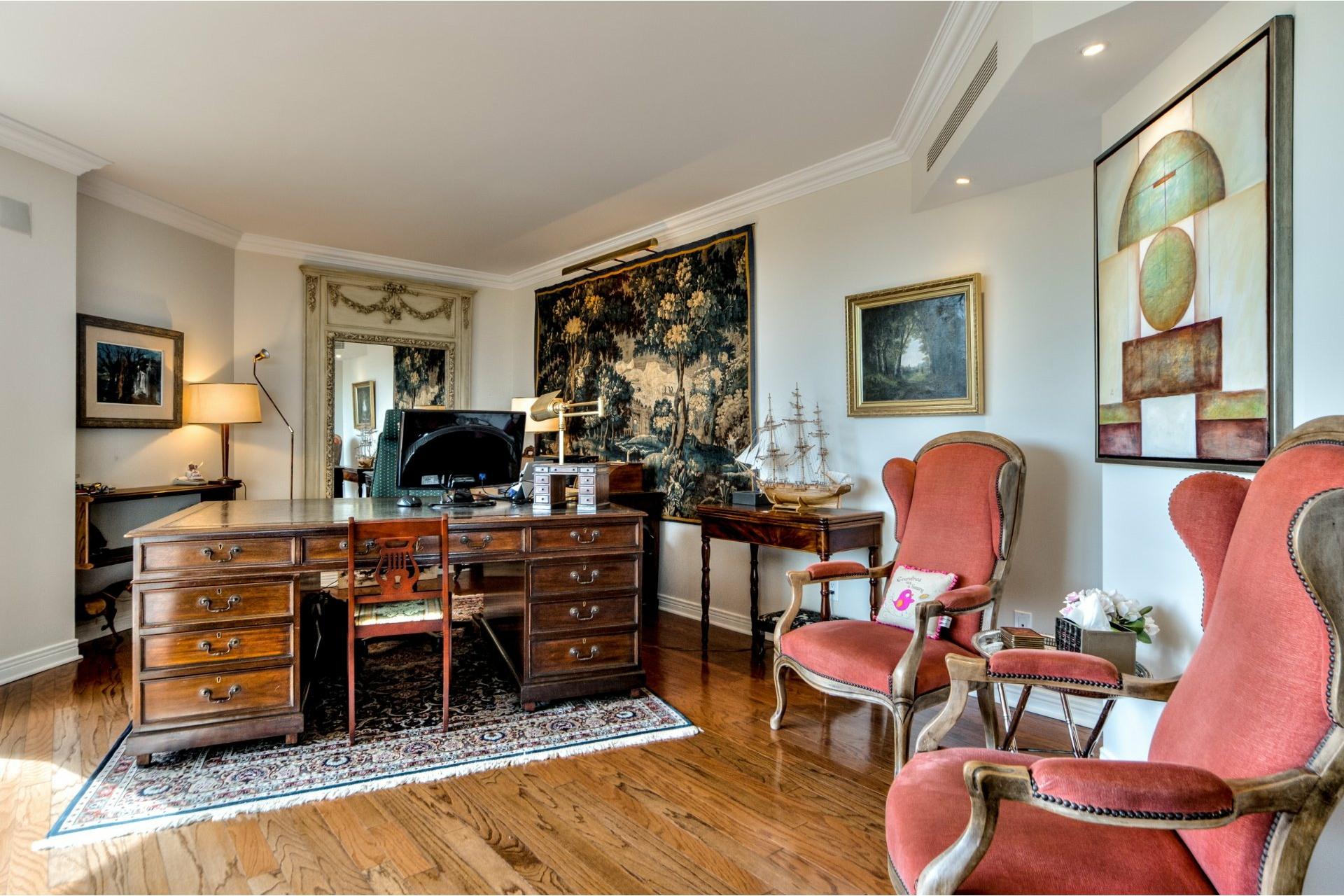 image 5 - Apartment For sale Côte-des-Neiges/Notre-Dame-de-Grâce Montréal  - 12 rooms