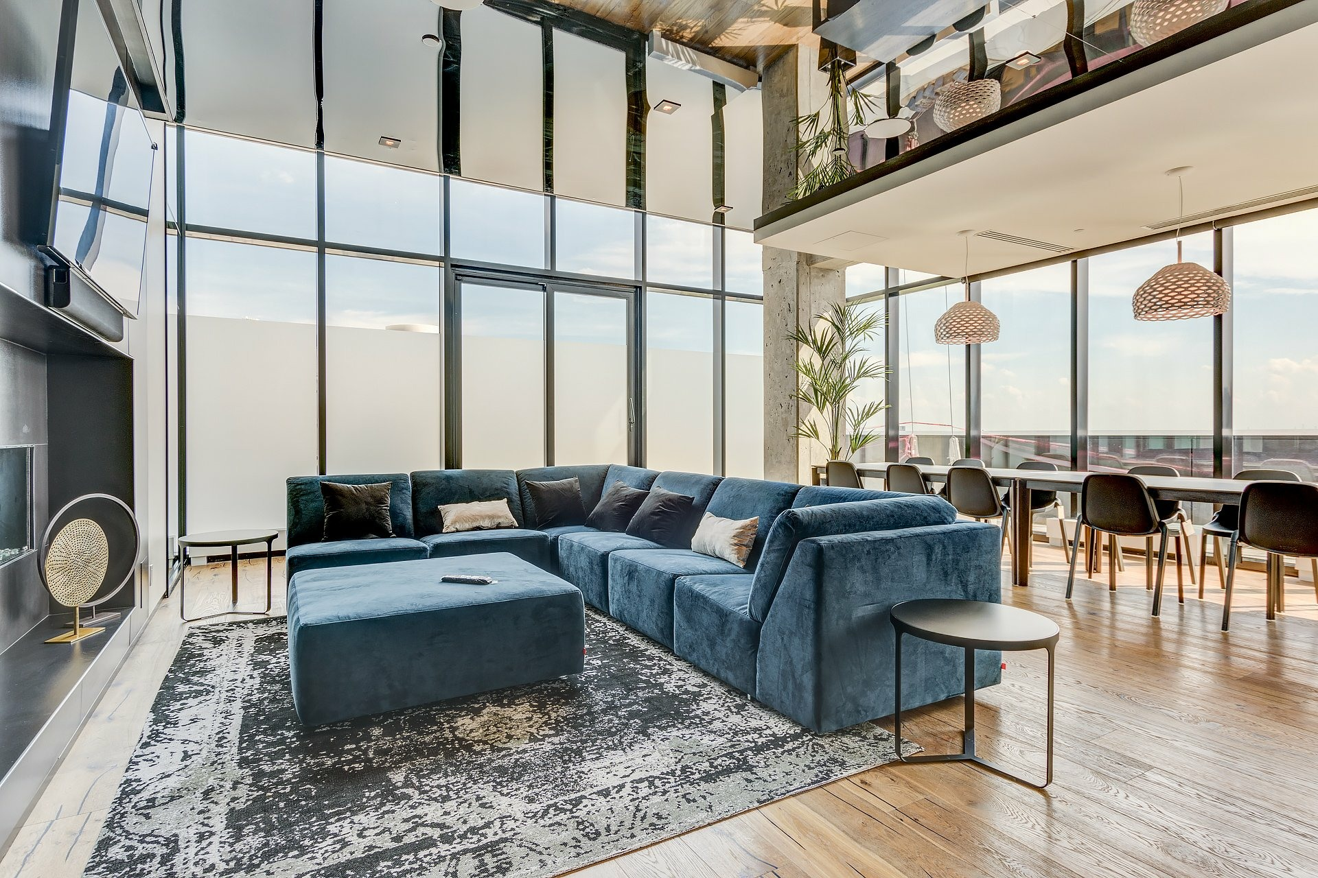 image 28 - Apartment For rent Ville-Marie Montréal  - 6 rooms