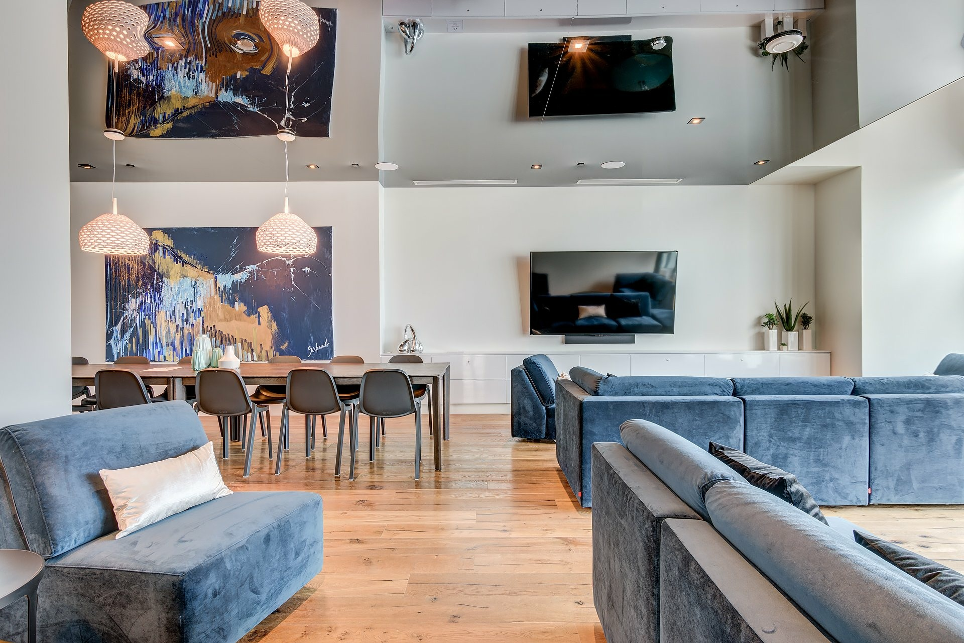 image 29 - Apartment For rent Ville-Marie Montréal  - 6 rooms