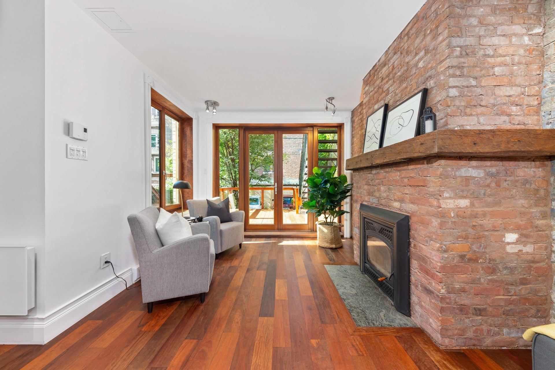 image 9 - Duplex À vendre Le Plateau-Mont-Royal Montréal  - 5 pièces