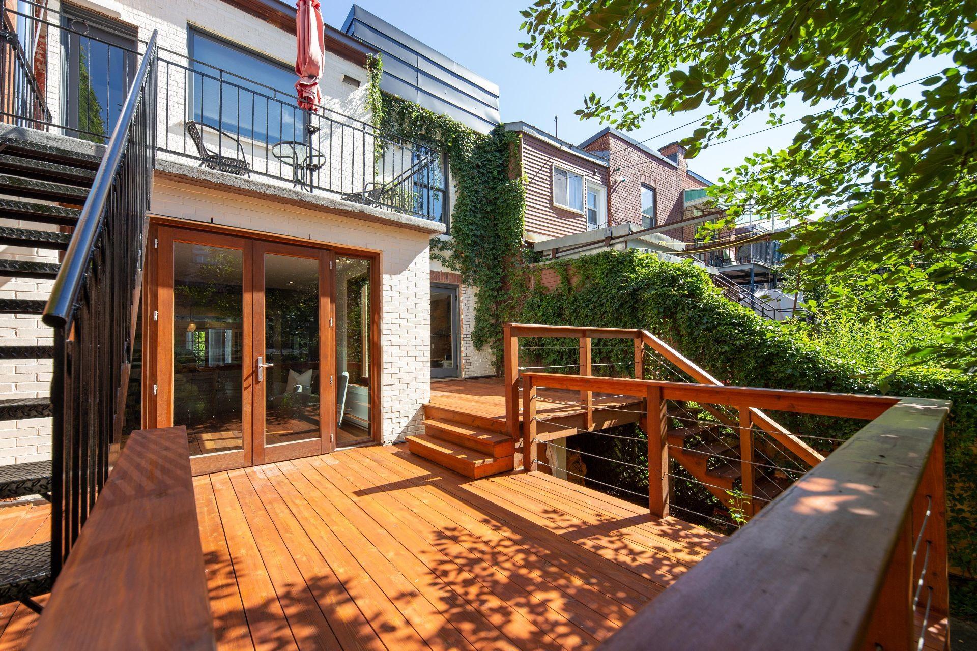 image 24 - Duplex À vendre Le Plateau-Mont-Royal Montréal  - 5 pièces