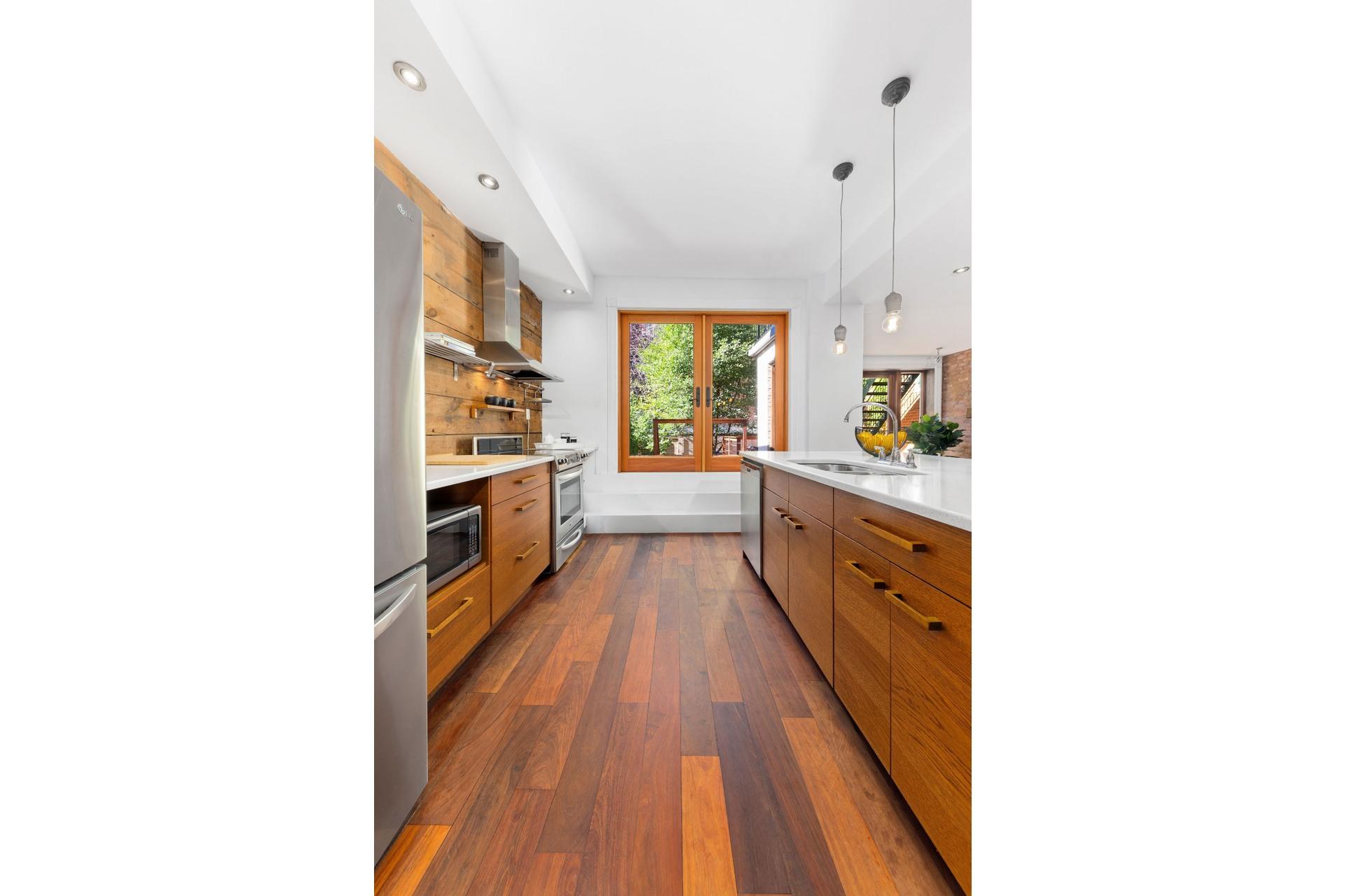 image 4 - Duplex À vendre Le Plateau-Mont-Royal Montréal  - 5 pièces
