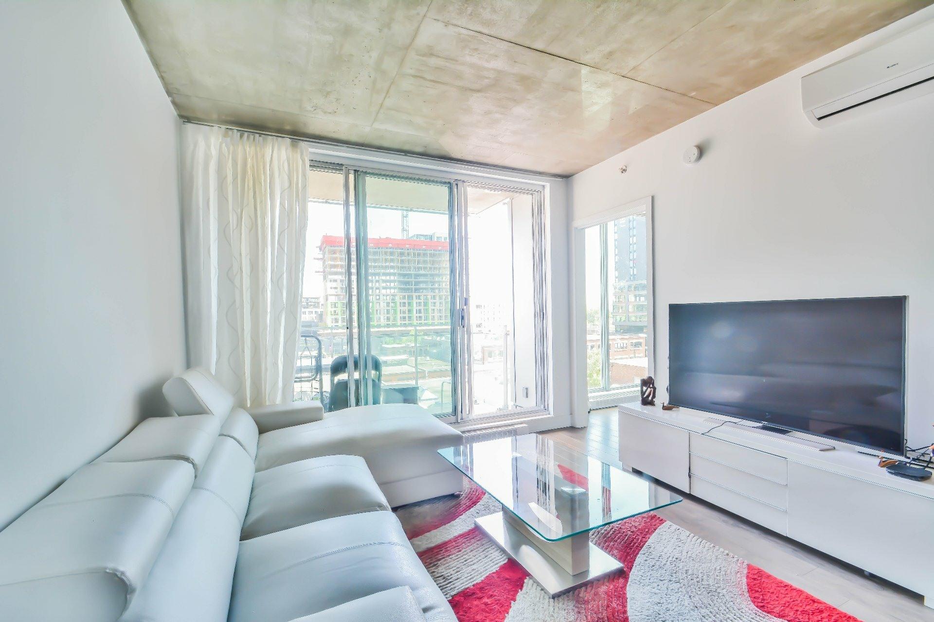 image 4 - Appartement À vendre Le Sud-Ouest Montréal  - 4 pièces