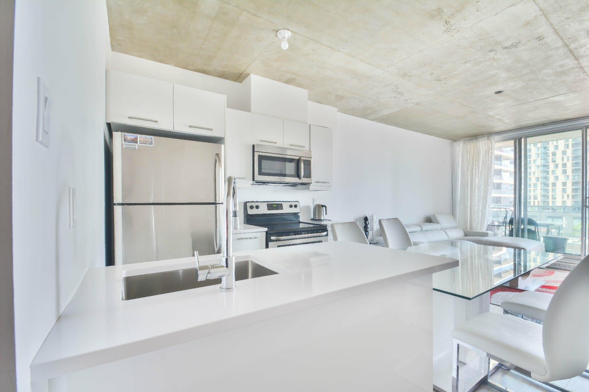 image 2 - Appartement À vendre Le Sud-Ouest Montréal  - 4 pièces