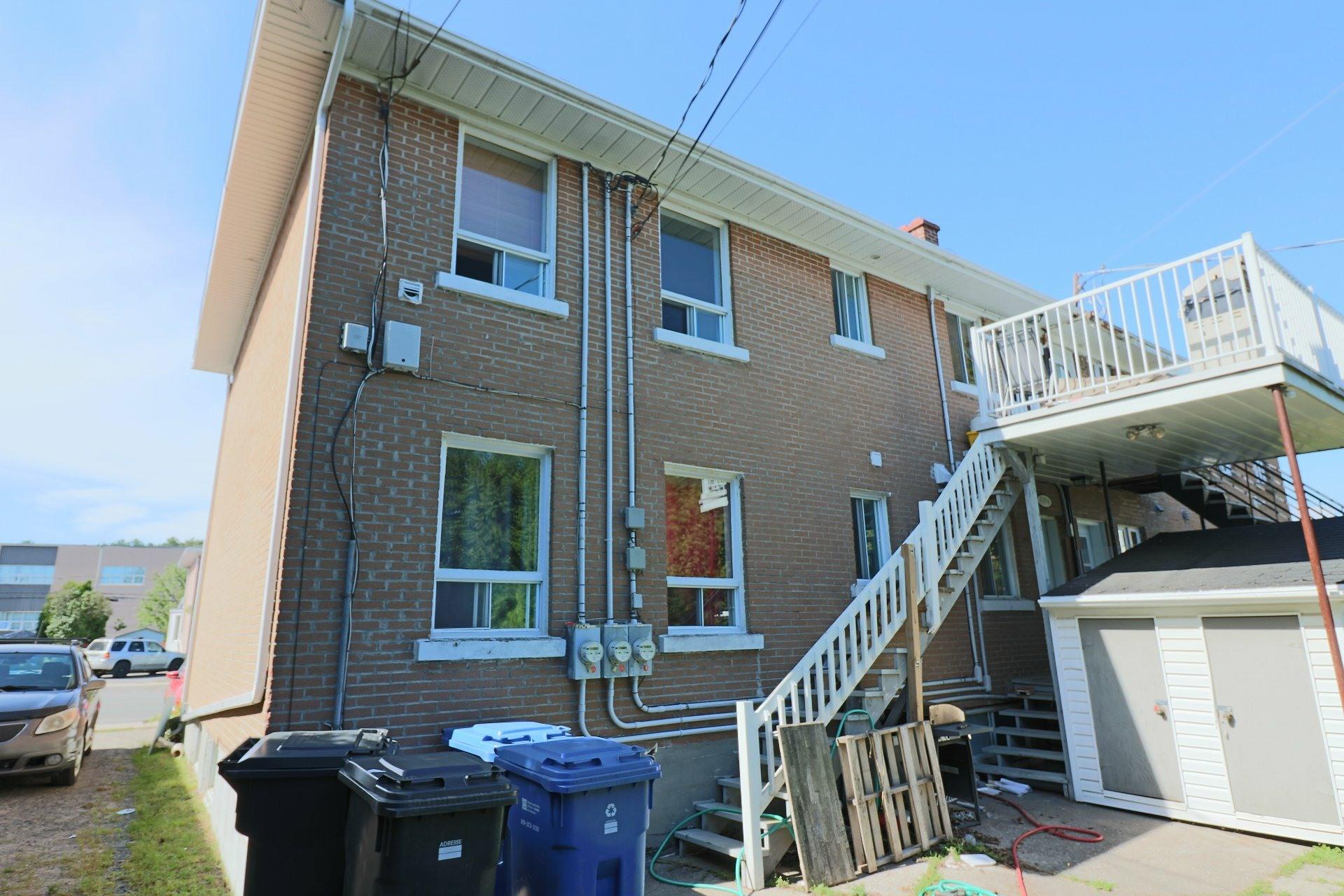 image 1 - Duplex À vendre Trois-Rivières - 5 pièces
