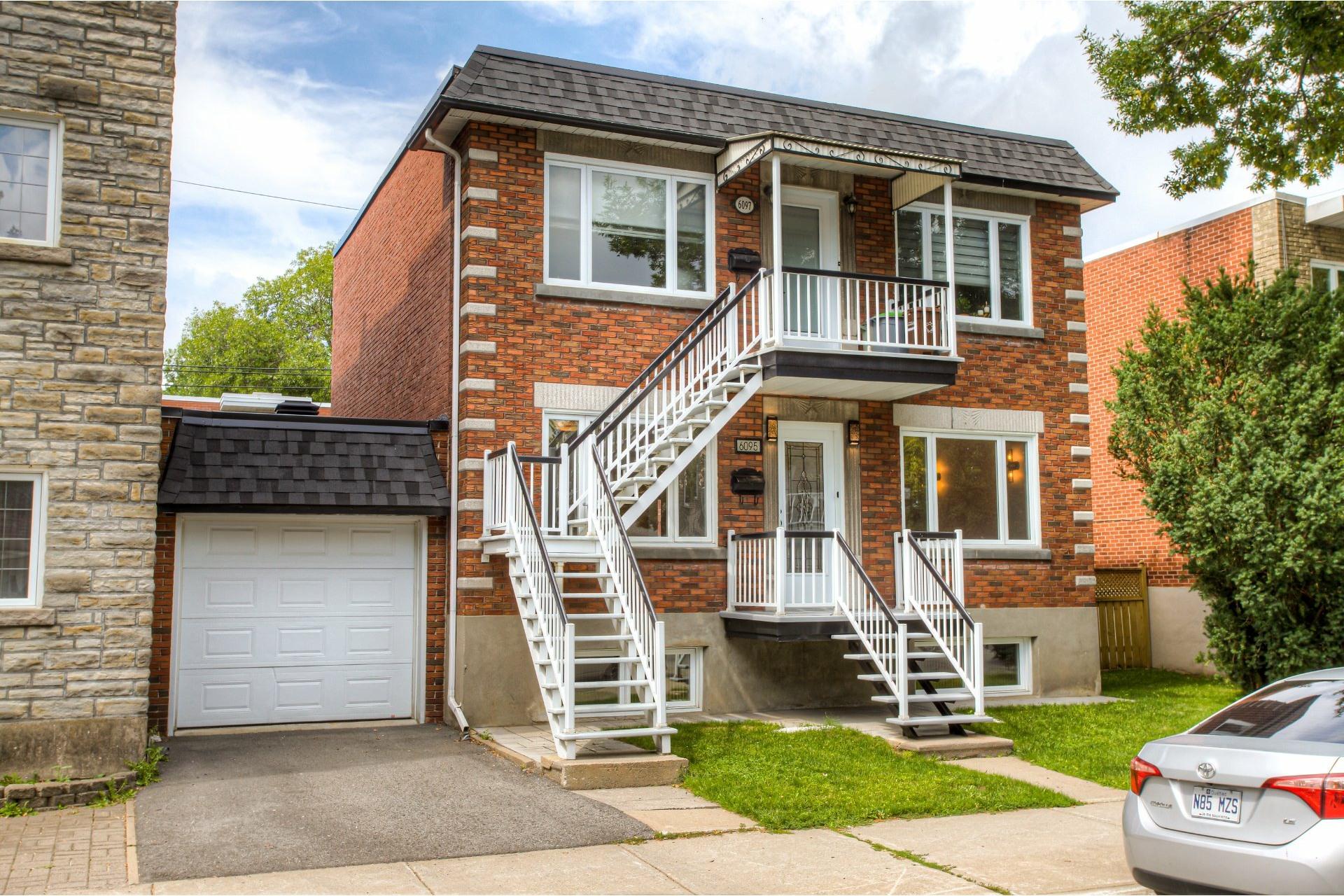 image 1 - Duplex À vendre Le Sud-Ouest Montréal  - 7 pièces