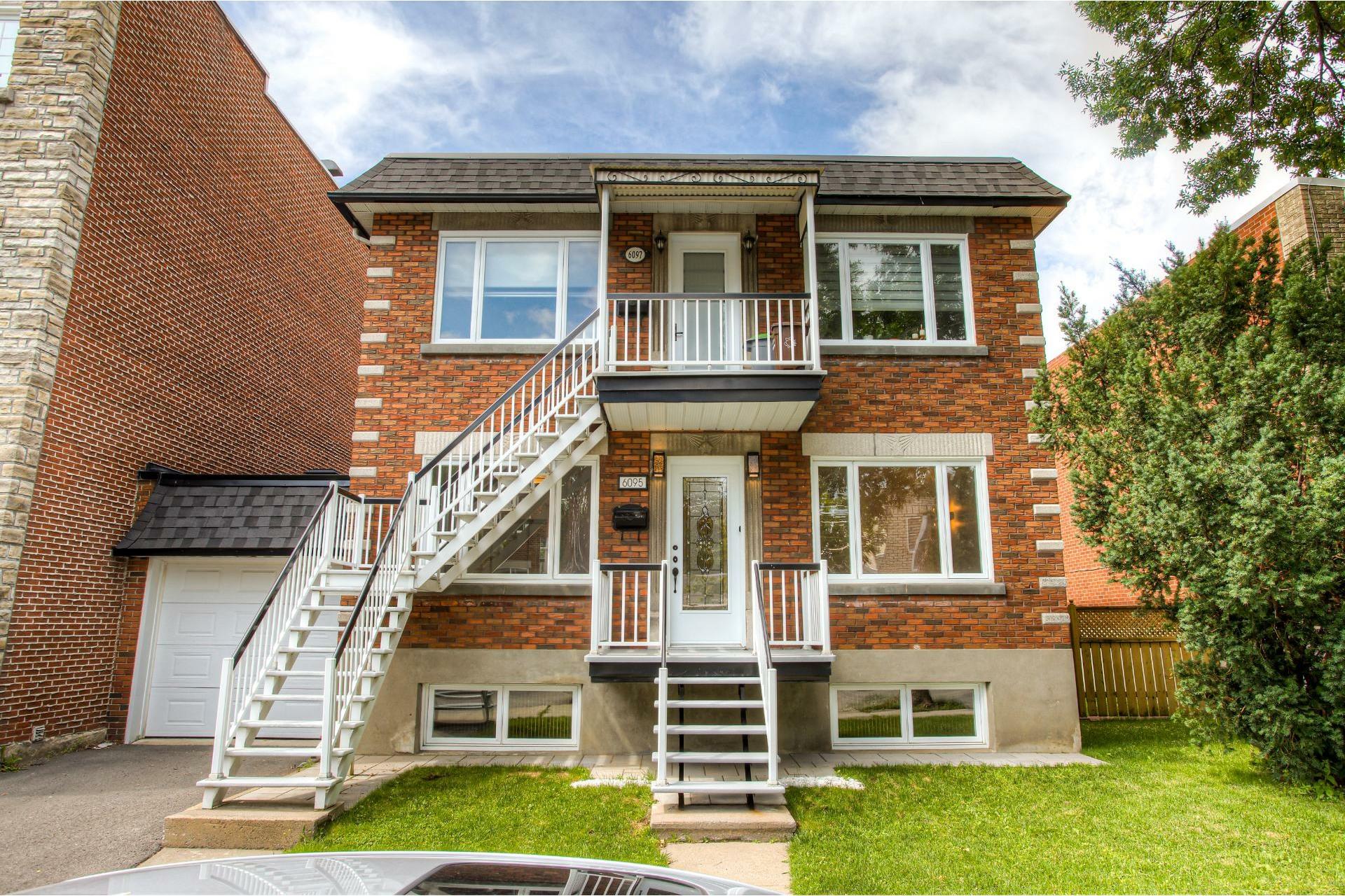 image 0 - Duplex À vendre Le Sud-Ouest Montréal  - 7 pièces