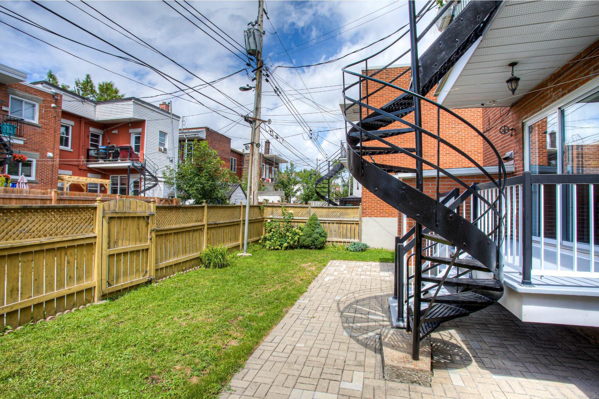 image 22 - Duplex À vendre Le Sud-Ouest Montréal  - 7 pièces