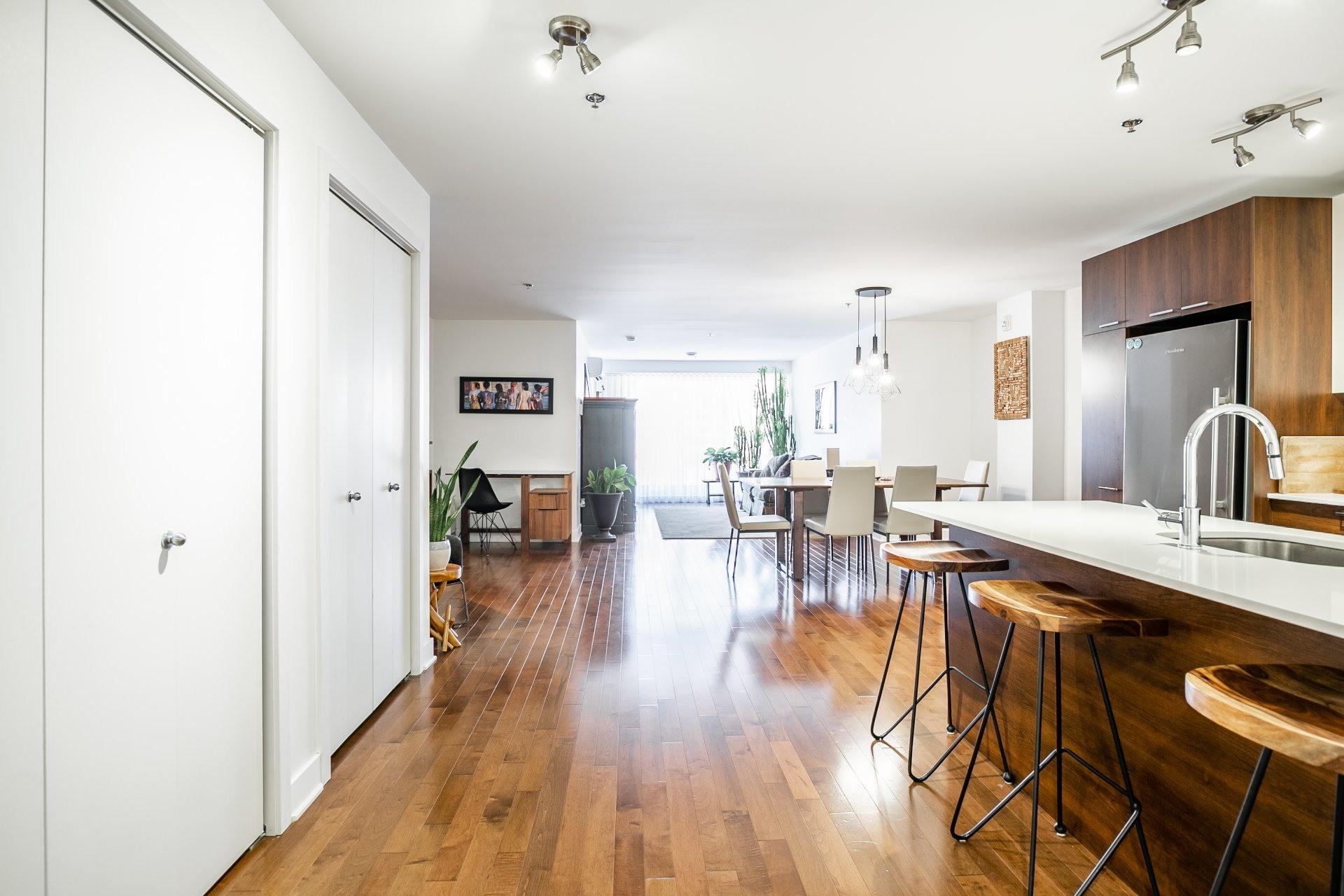 image 5 - Appartement À vendre Ahuntsic-Cartierville Montréal  - 5 pièces
